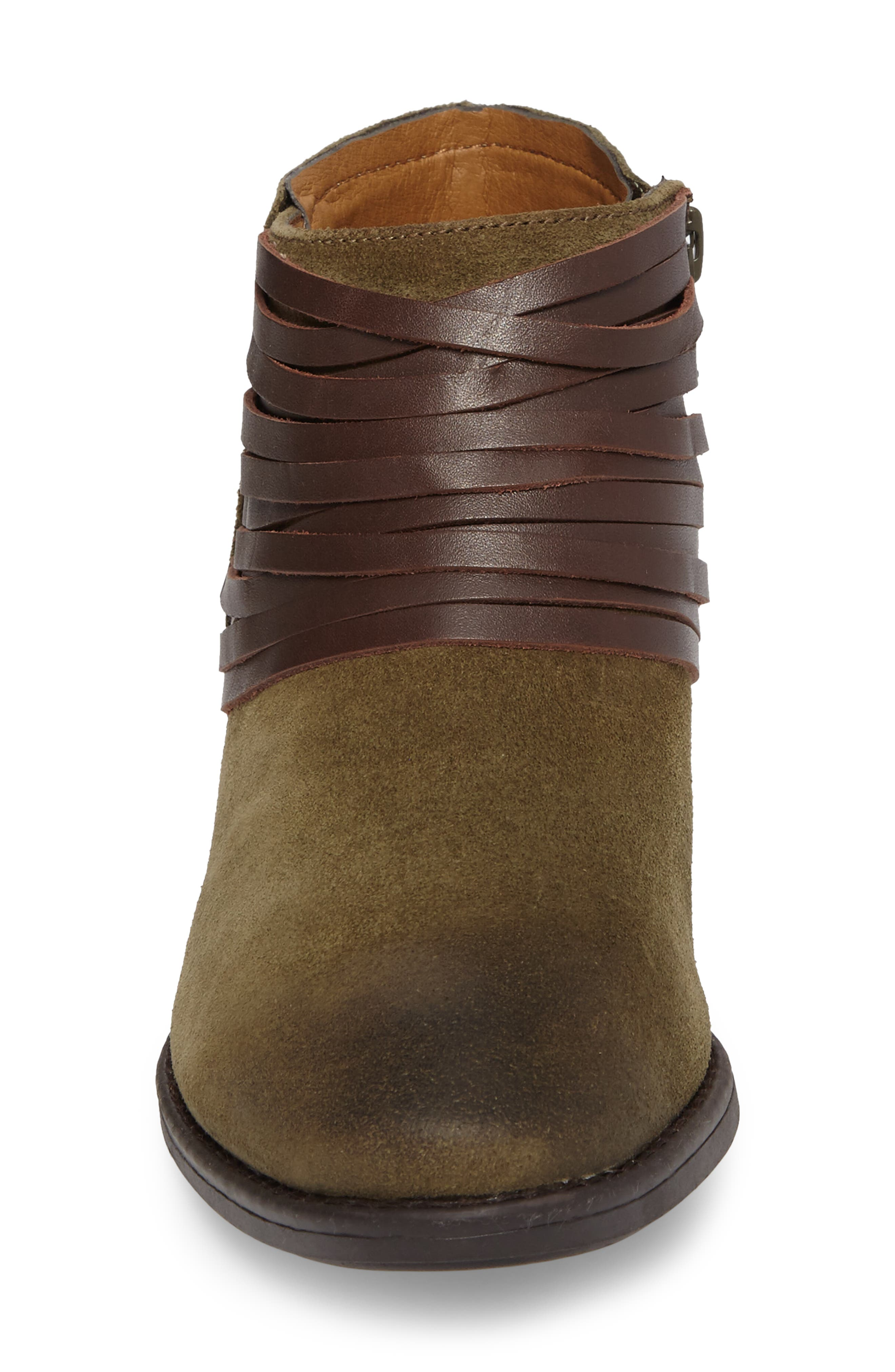 Corliss Strappy Bootie,                             Alternate thumbnail 19, color,