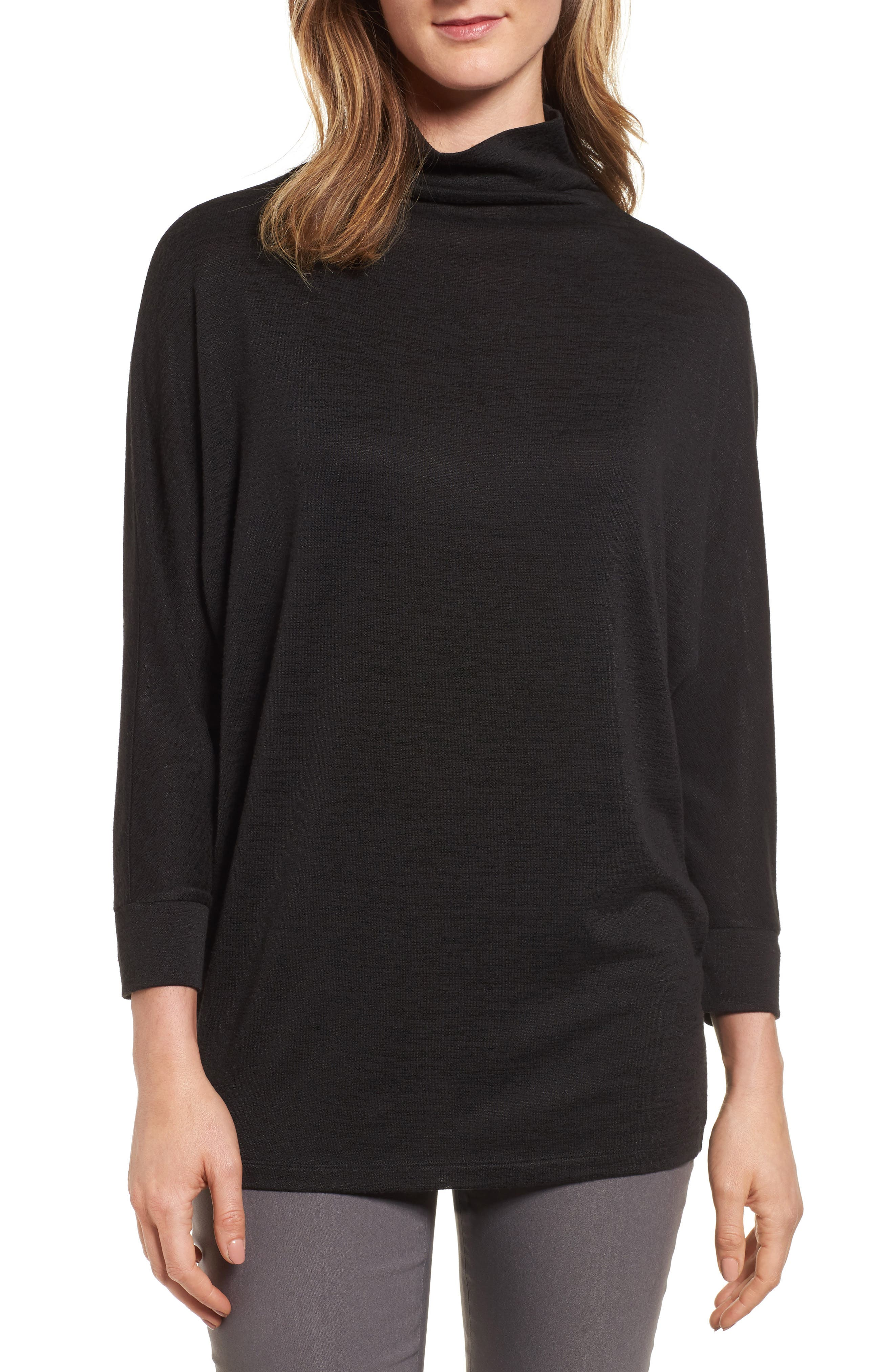 Every Occasion Mockneck Top,                             Main thumbnail 1, color,                             004