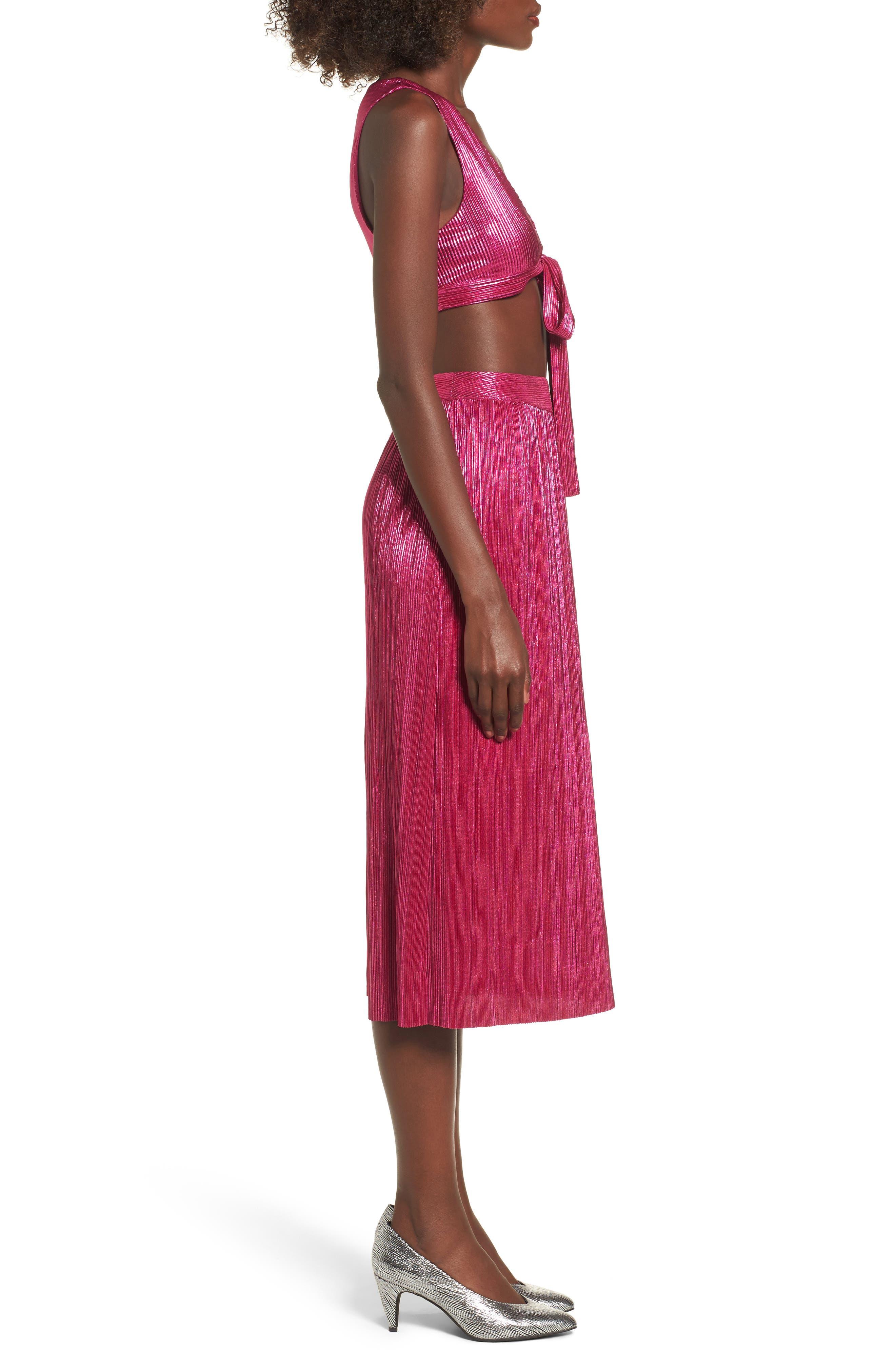 Marion Midi Skirt,                             Alternate thumbnail 9, color,                             650