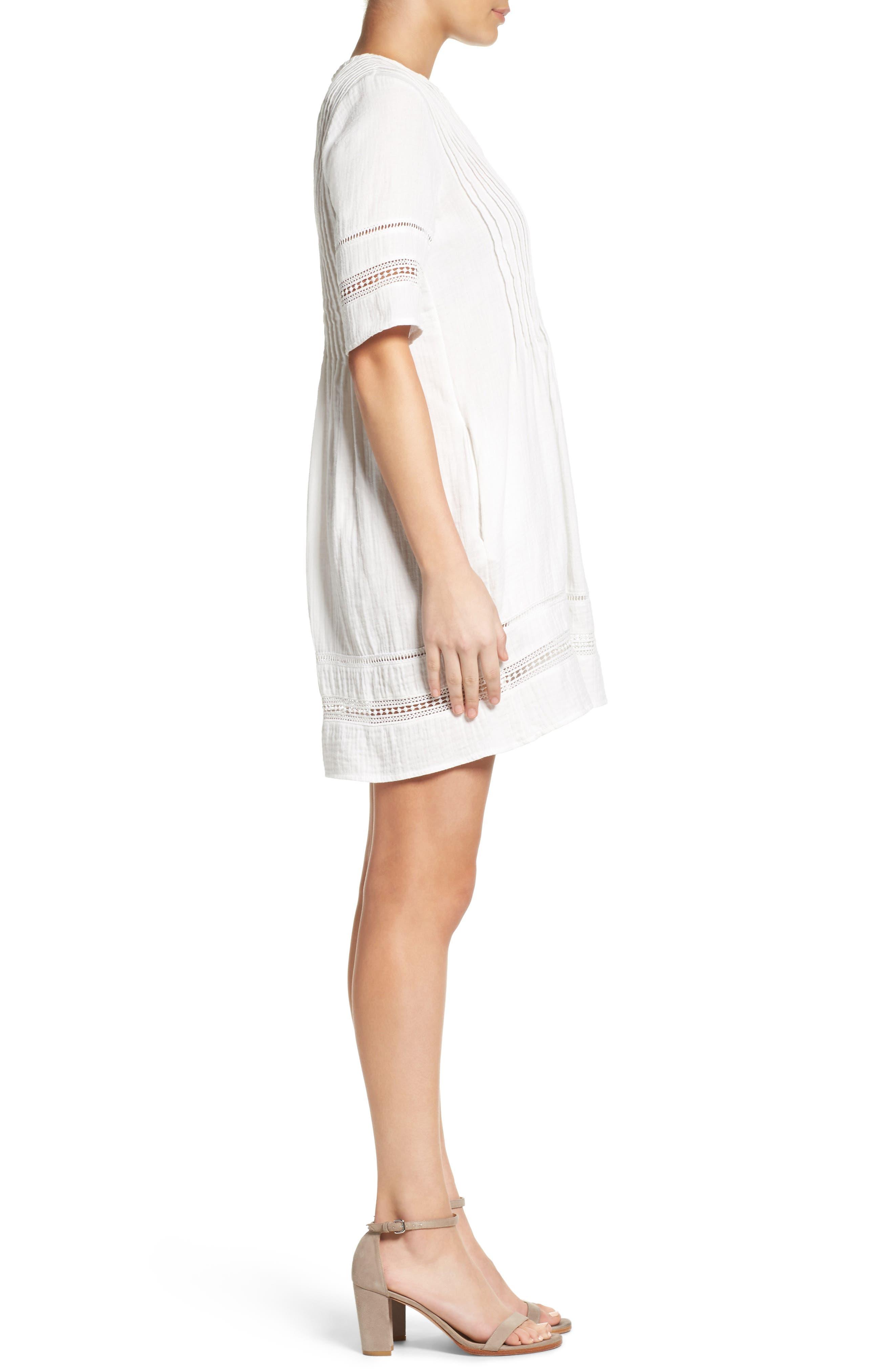Phillips Dress,                             Alternate thumbnail 3, color,                             111