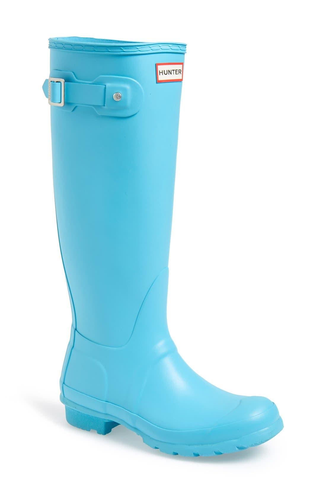 'Original Tall' Rain Boot,                             Main thumbnail 30, color,