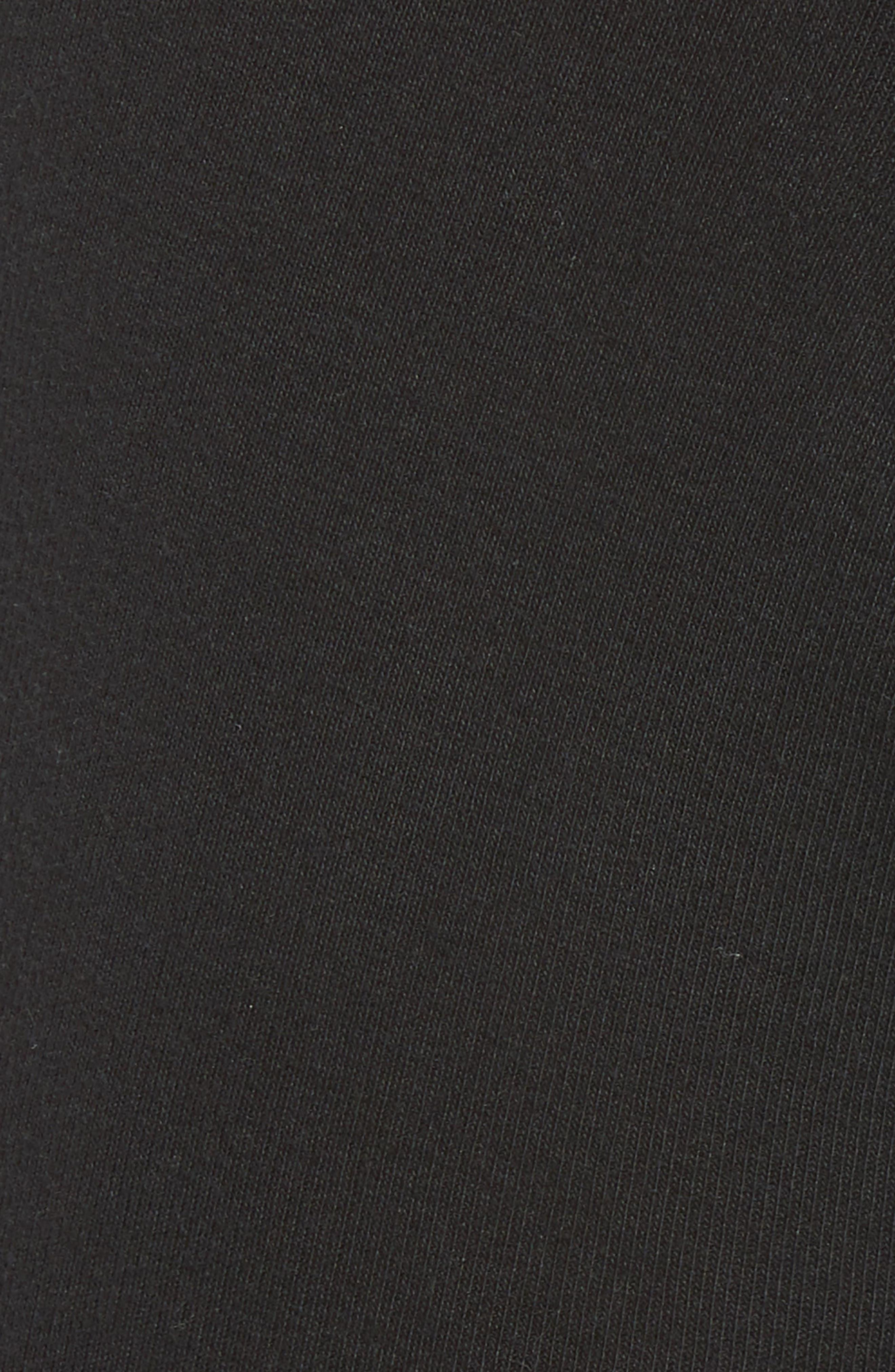 Cotton Trunks,                             Alternate thumbnail 6, color,                             BLACK W/ BLUE/ PLUM/ GREY
