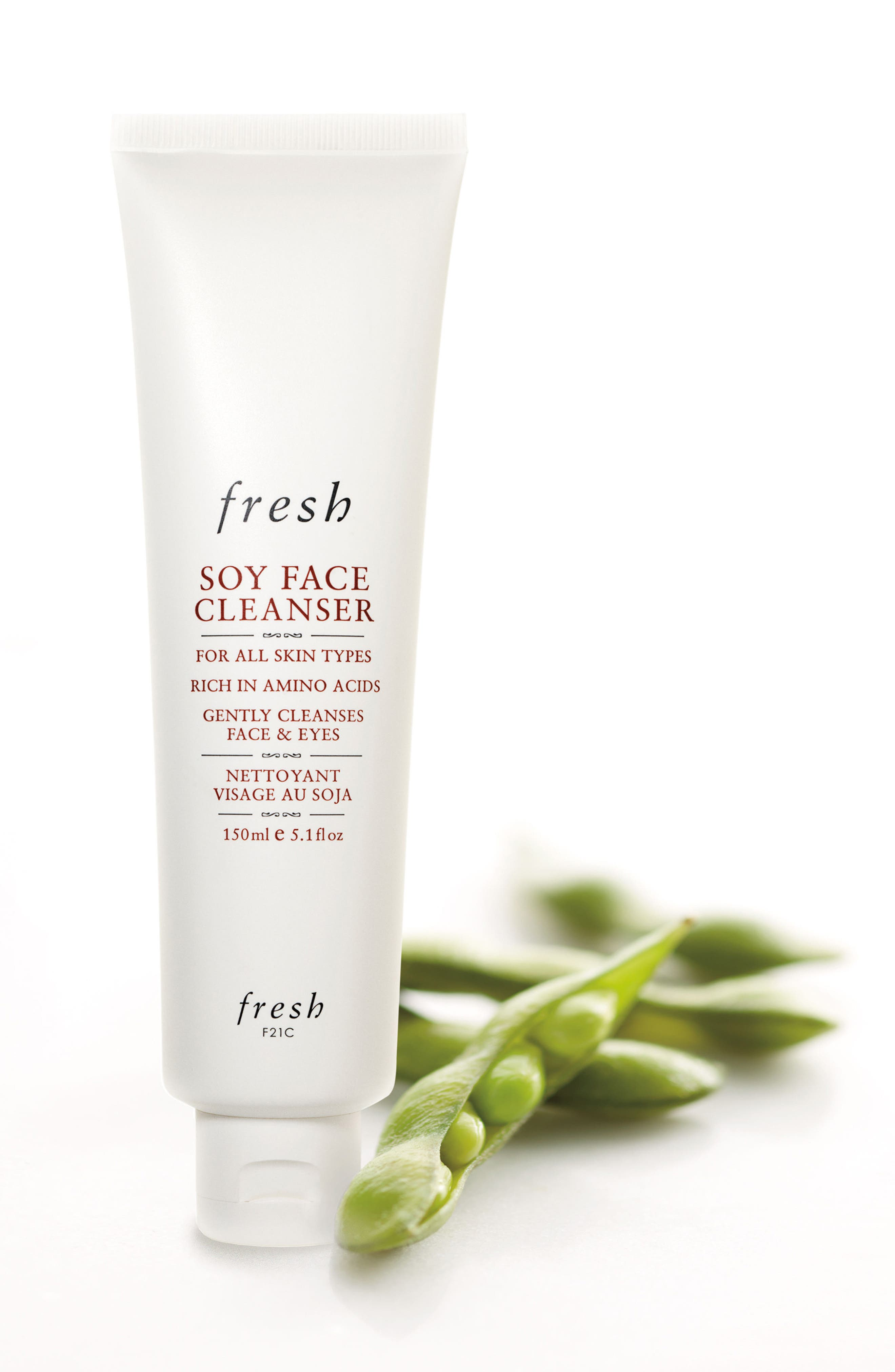 FRESH<SUP>®</SUP>,                             Soy Face Cleanser<sup>®</sup>,                             Alternate thumbnail 3, color,                             NO COLOR