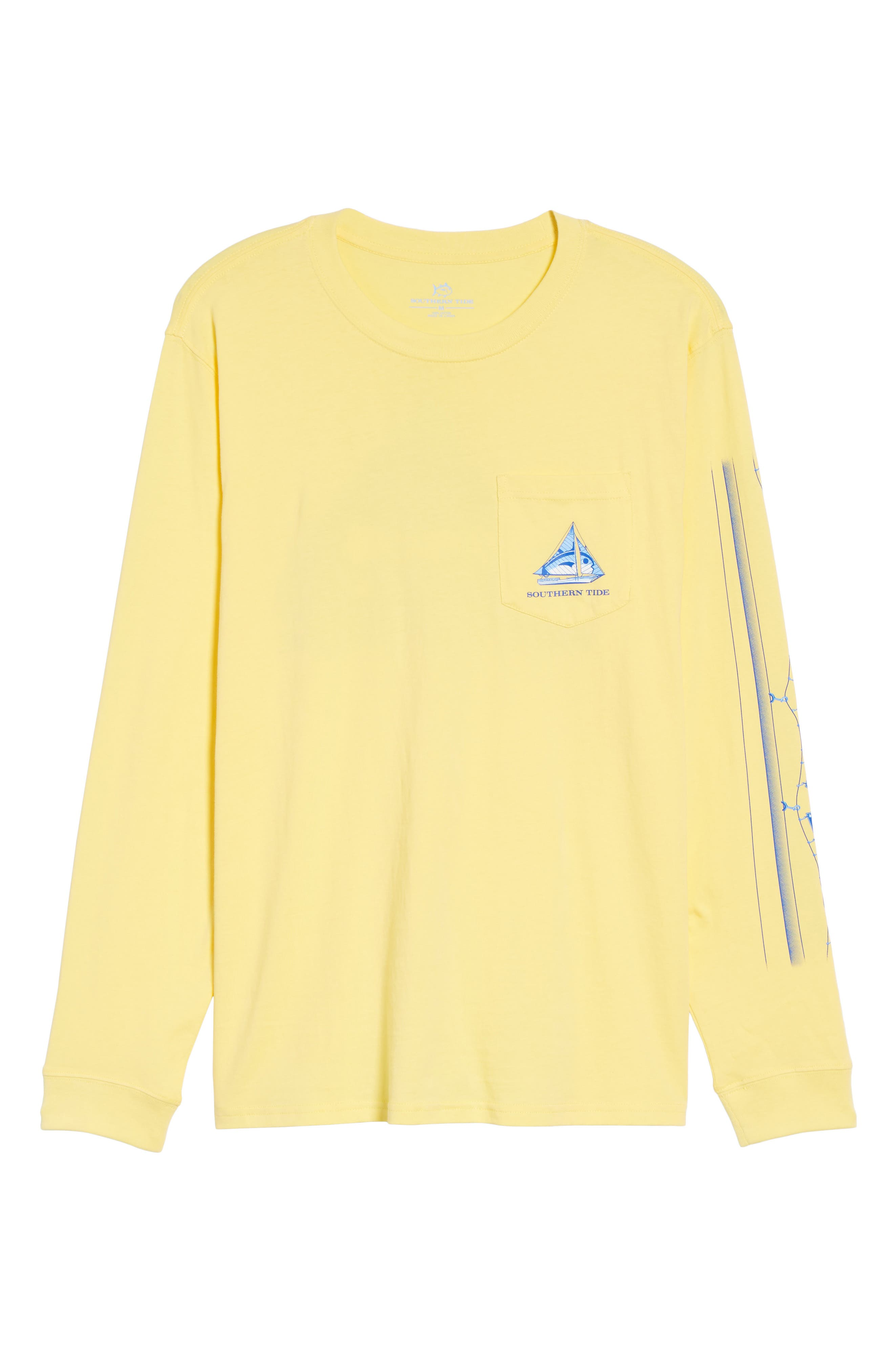 Sailboat Classic T-Shirt,                             Alternate thumbnail 6, color,                             706