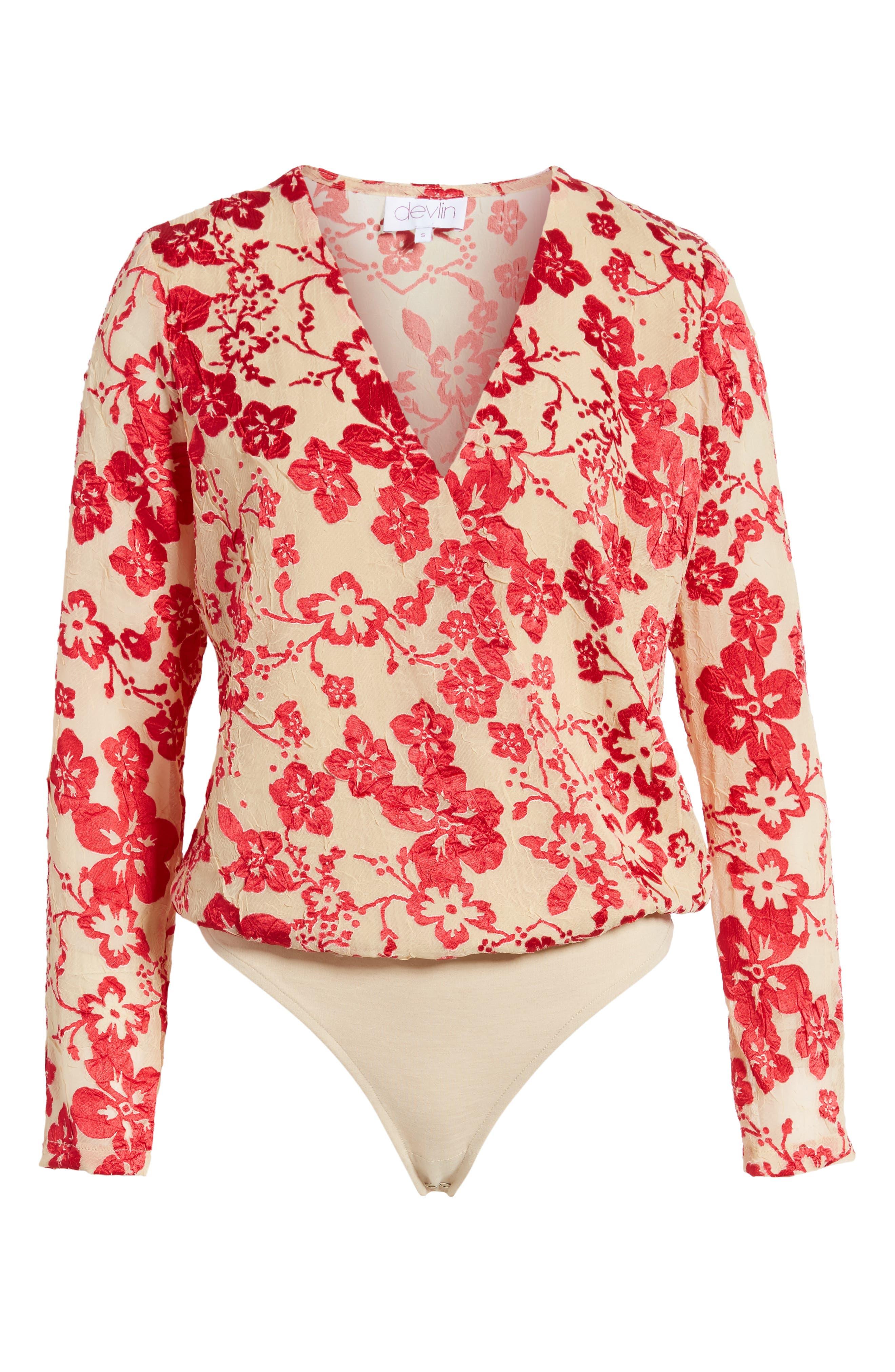 Juliet Bodysuit,                             Alternate thumbnail 6, color,