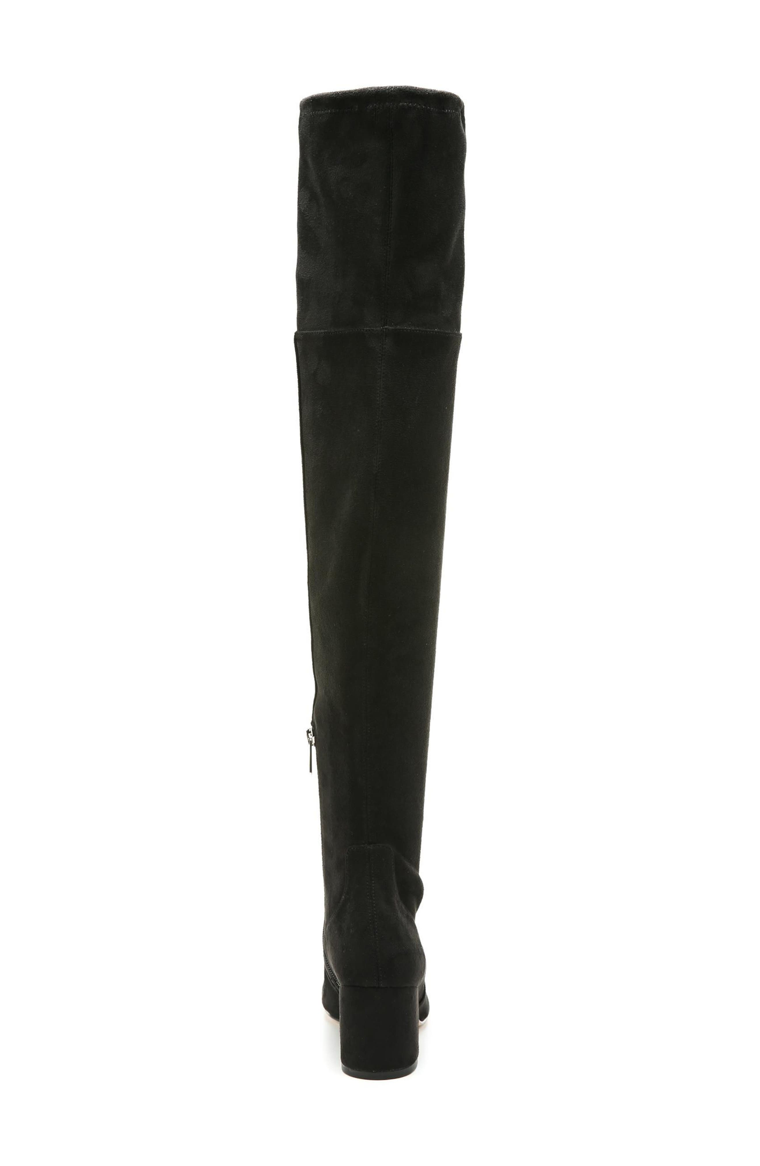Varona Over the Knee Boot,                             Alternate thumbnail 7, color,                             001