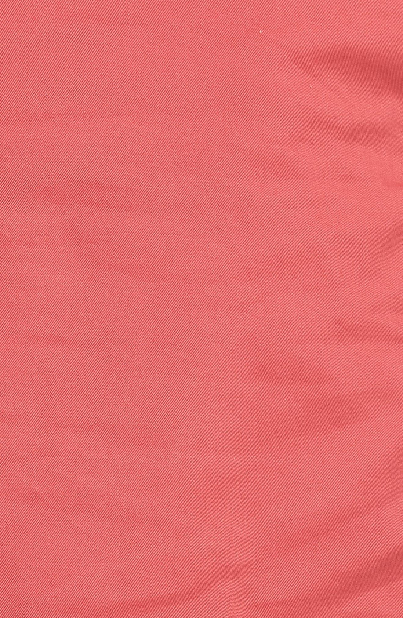 Ballard Slim Fit Stretch Chino 11-Inch Shorts,                             Alternate thumbnail 74, color,