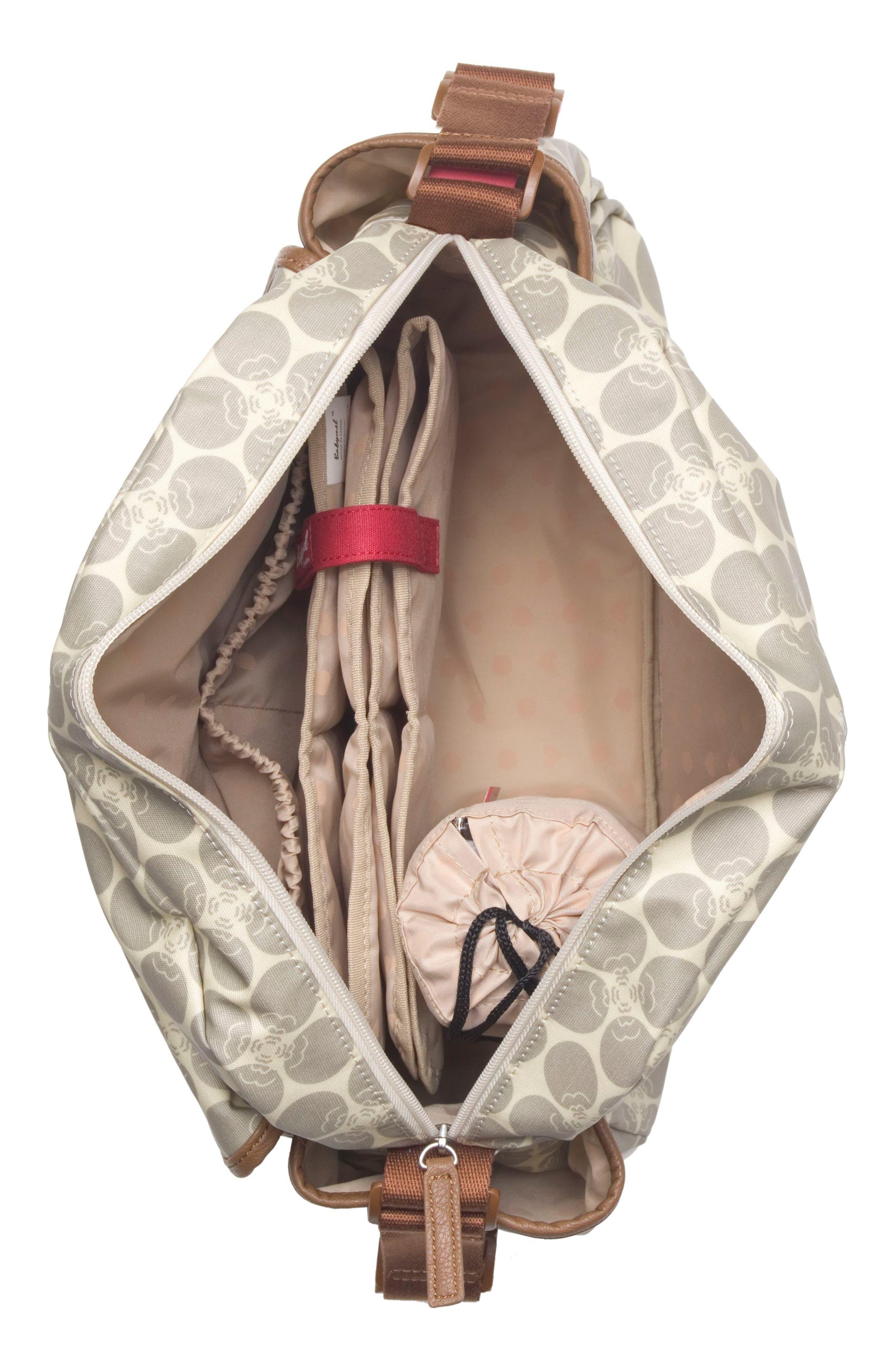 Molly Diaper Bag,                             Alternate thumbnail 7, color,
