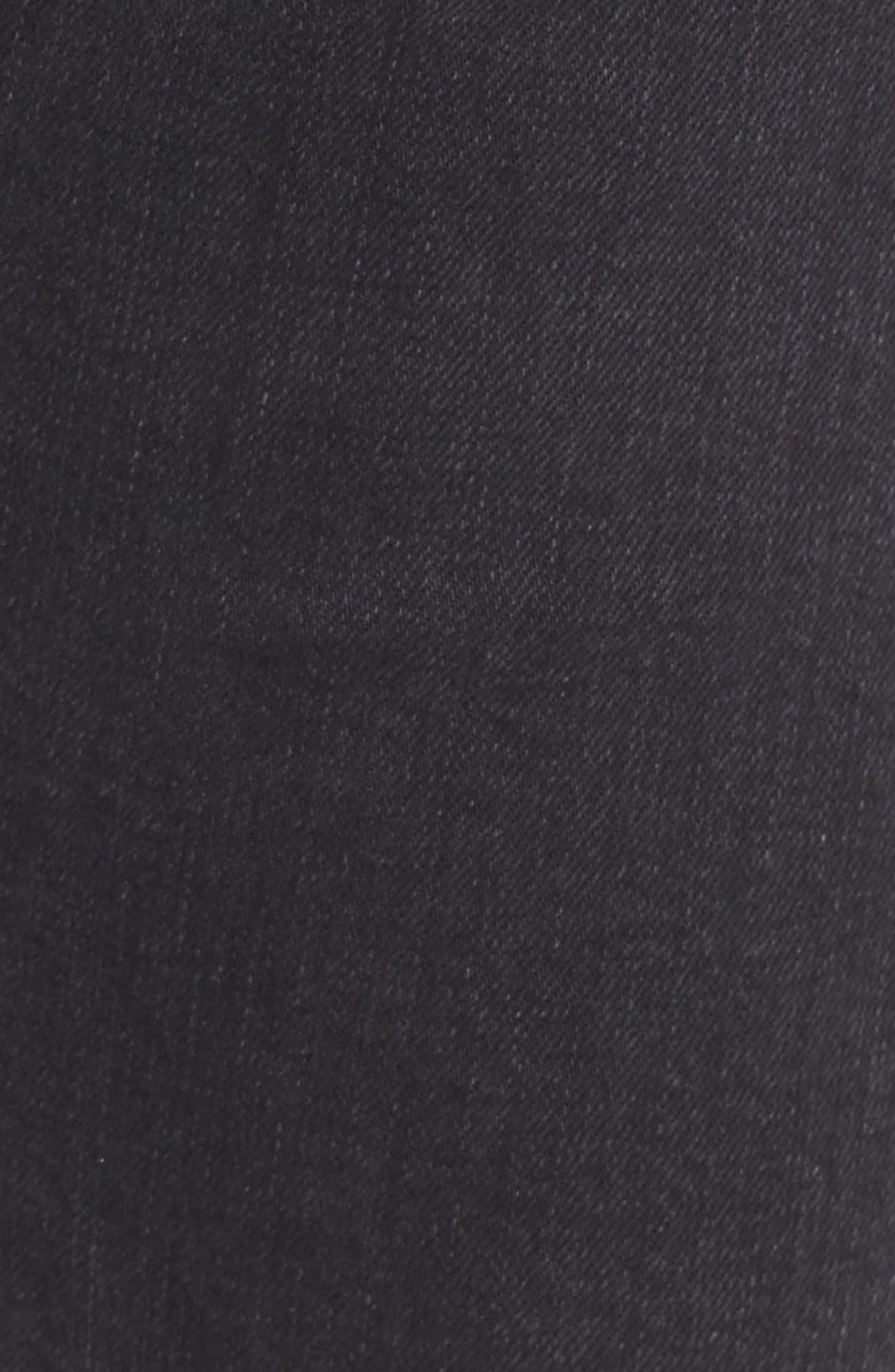 Chloe Low Rise Slim Jeans,                             Alternate thumbnail 5, color,                             072