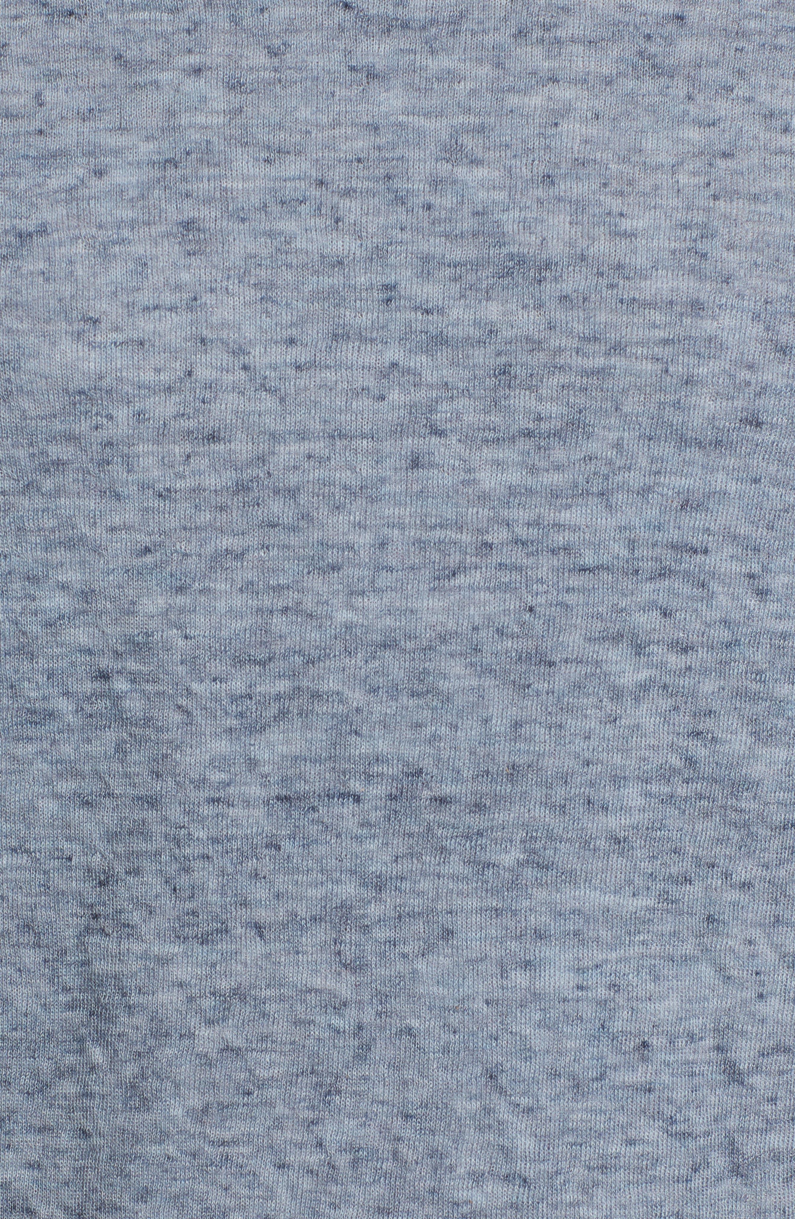 Tripp Regular Fit Crewneck Shirt,                             Alternate thumbnail 5, color,                             LIGHT BLUE