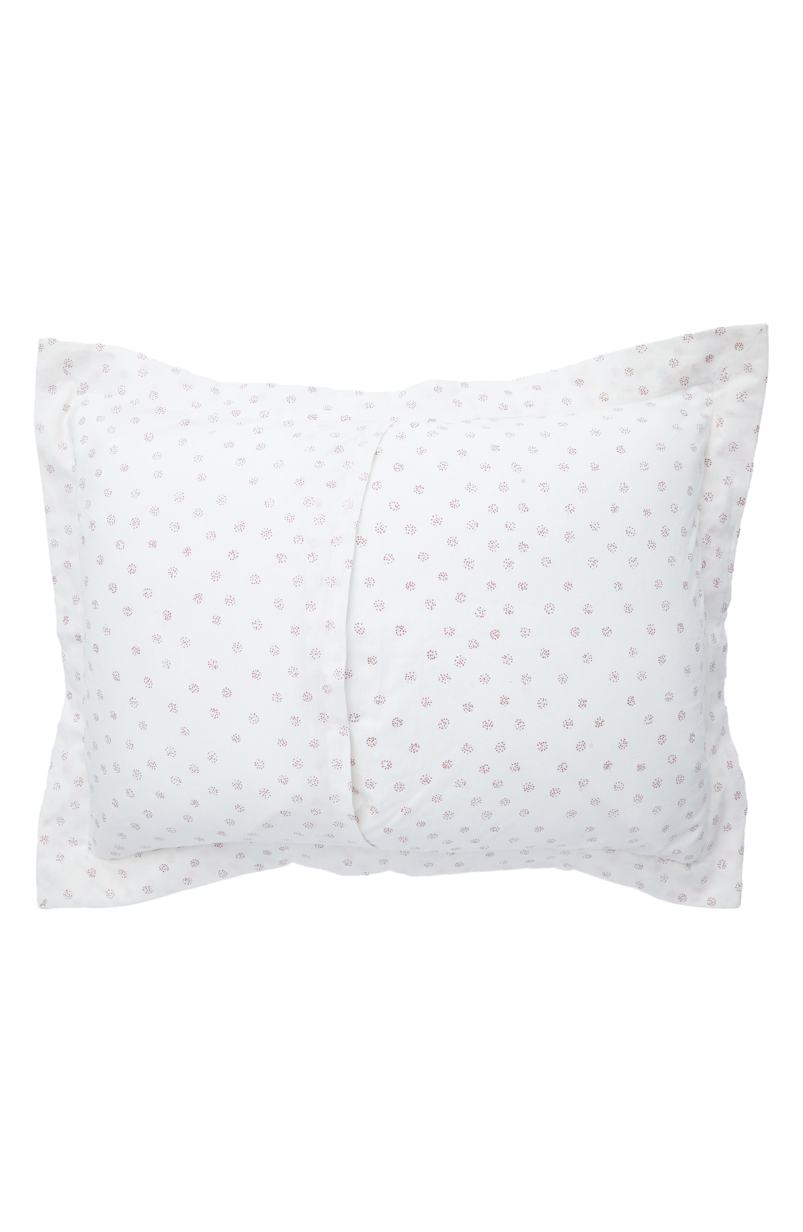 Reversible Standard Pillow Sham,                             Alternate thumbnail 2, color,                             PINK
