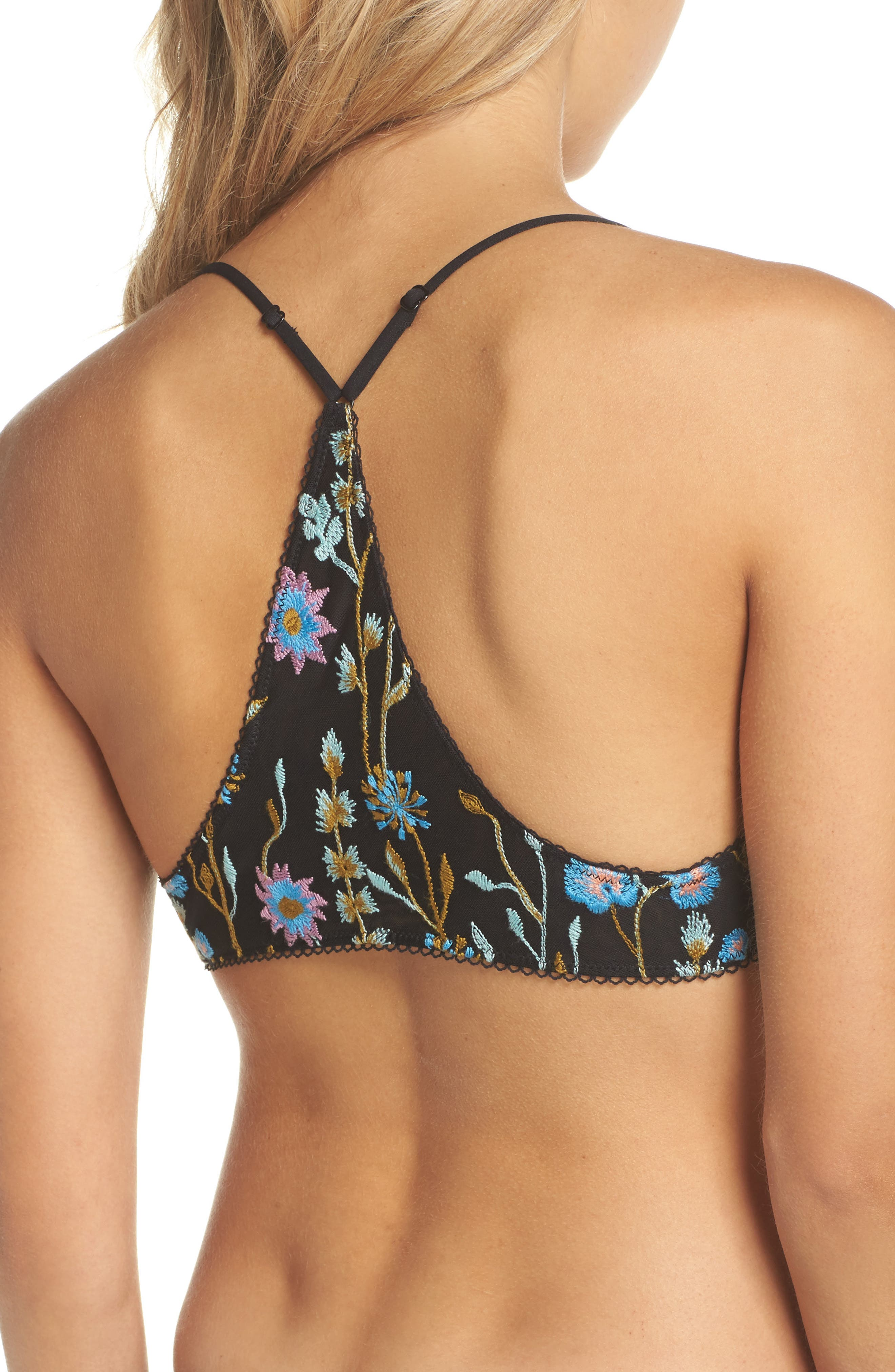 Intimately FP So Into You Bralette,                             Alternate thumbnail 2, color,                             001