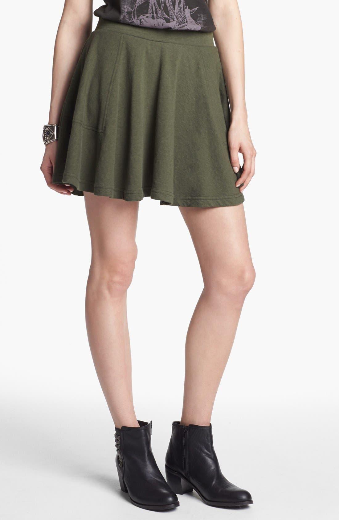 Skater Skirt,                             Main thumbnail 1, color,                             350