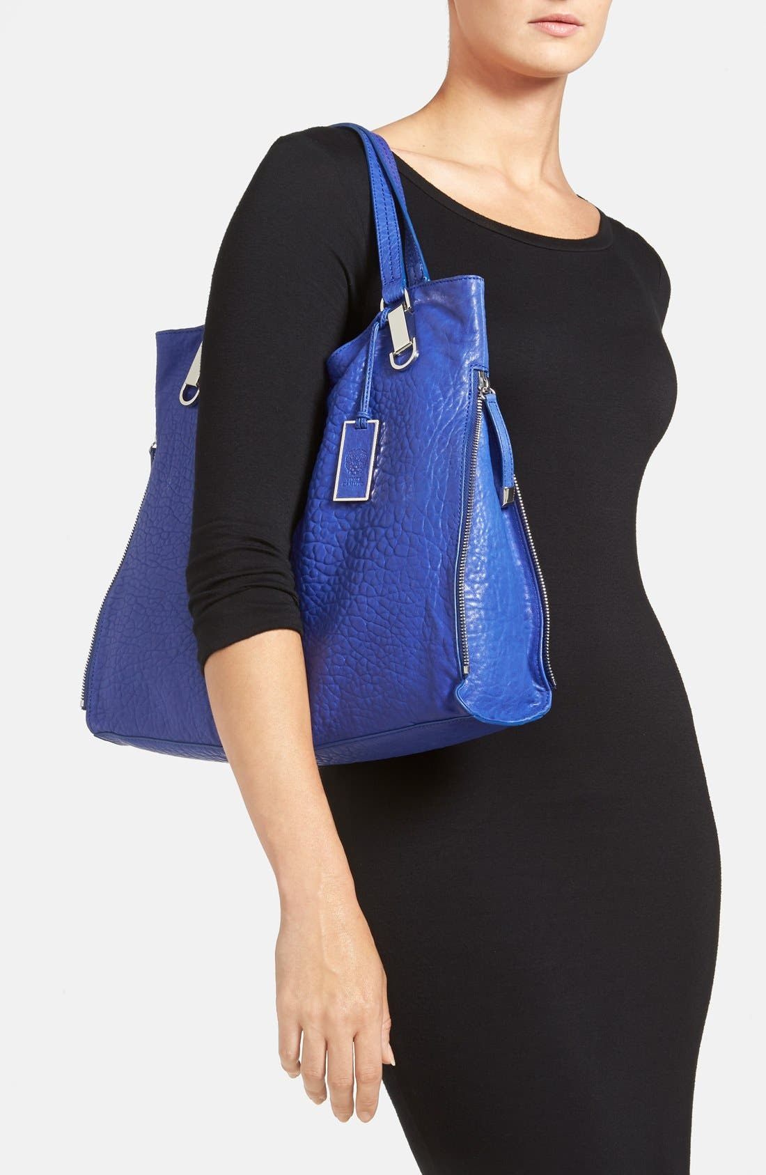 'Riley' Leather Tote,                             Alternate thumbnail 52, color,