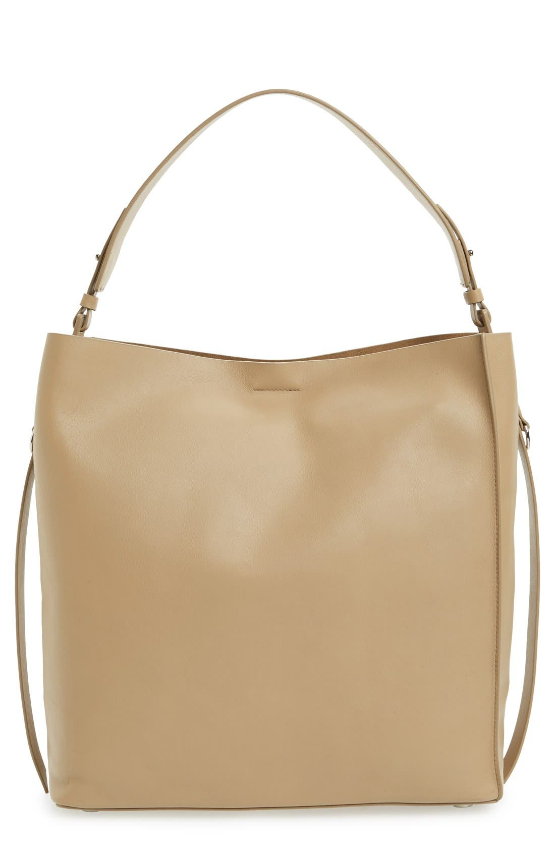 'Paradise North/South' Calfskin Leather Tote,                             Main thumbnail 8, color,