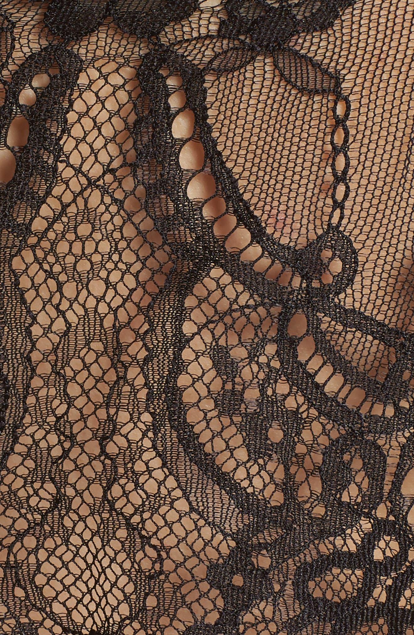 Lace Bralette,                             Alternate thumbnail 5, color,