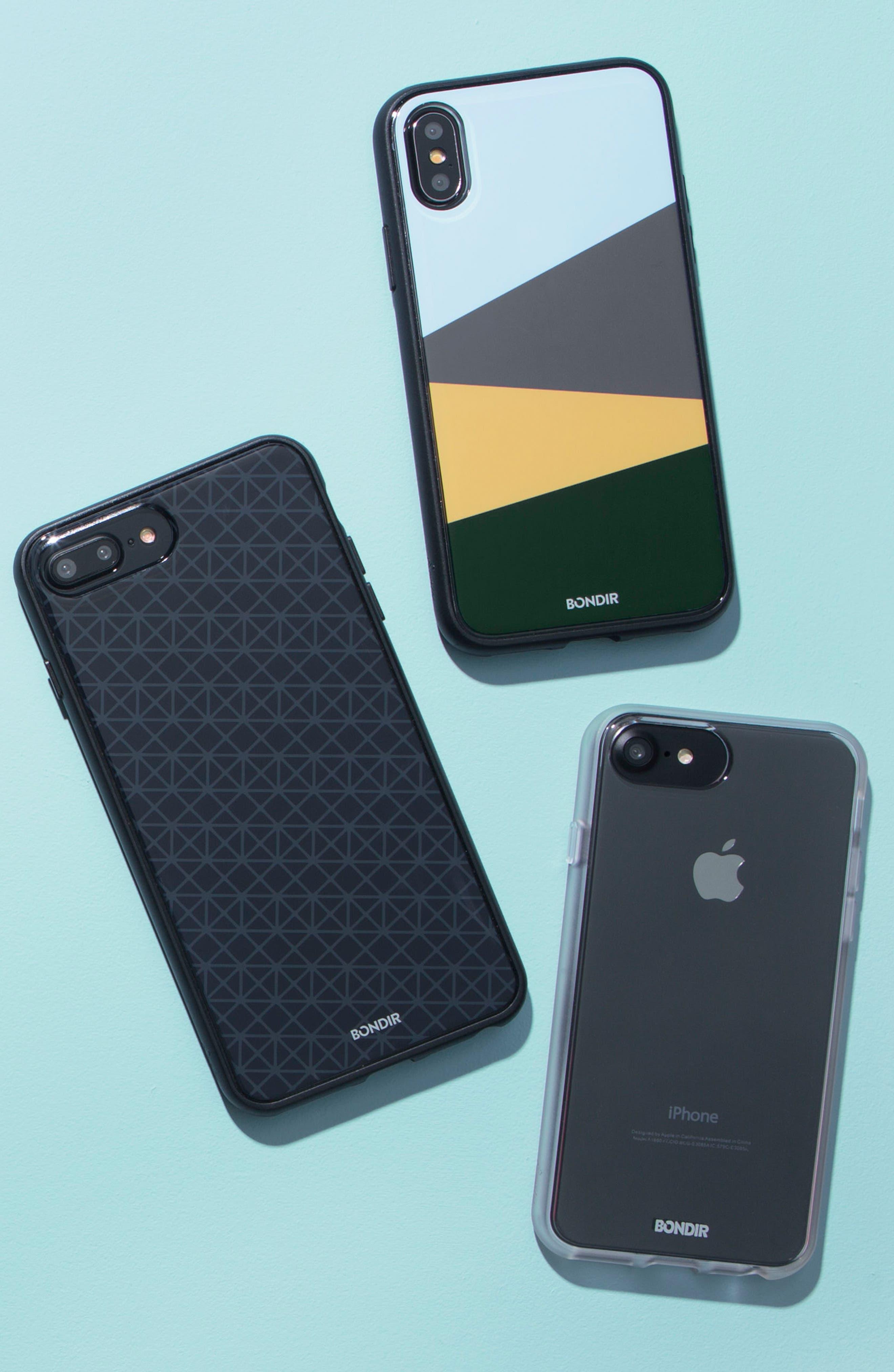 BONDIR,                             Clear iPhone 6/6s/7/8 & 6/6s/7/8 Plus Case,                             Alternate thumbnail 3, color,                             100