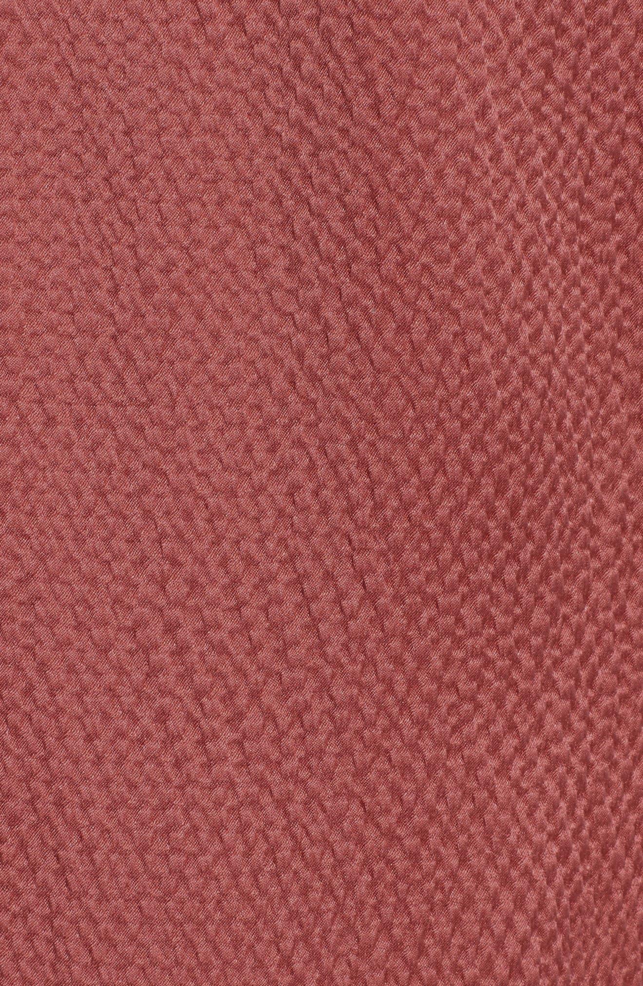 Silk Peplum Top,                             Alternate thumbnail 5, color,                             241