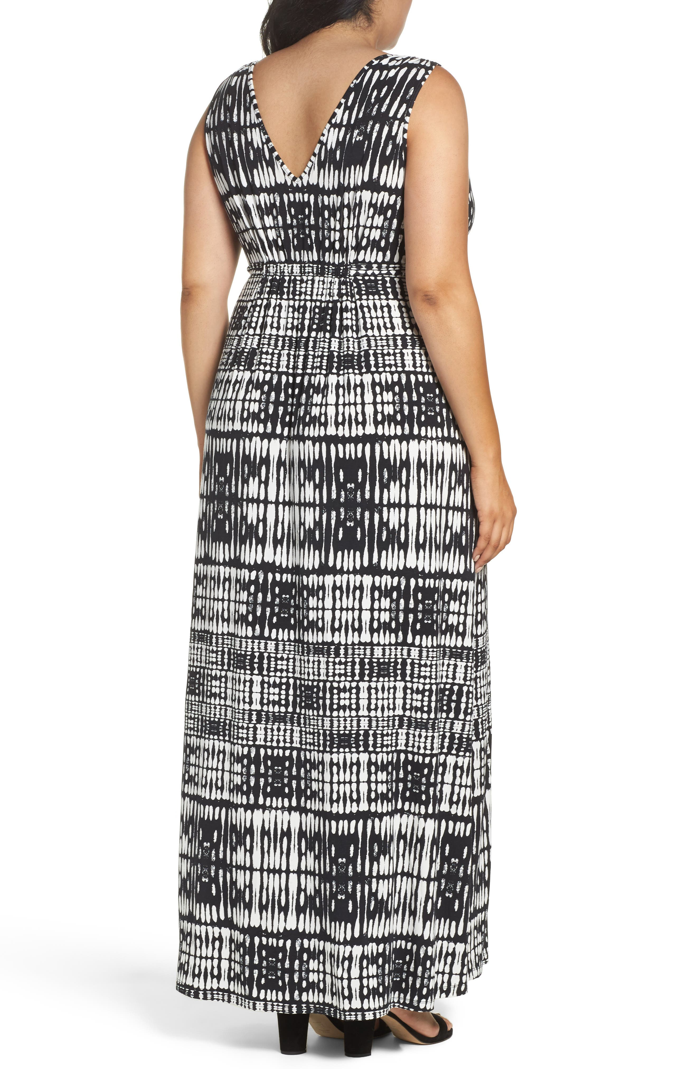 Grecia Sleeveless Jersey Maxi Dress,                             Alternate thumbnail 12, color,