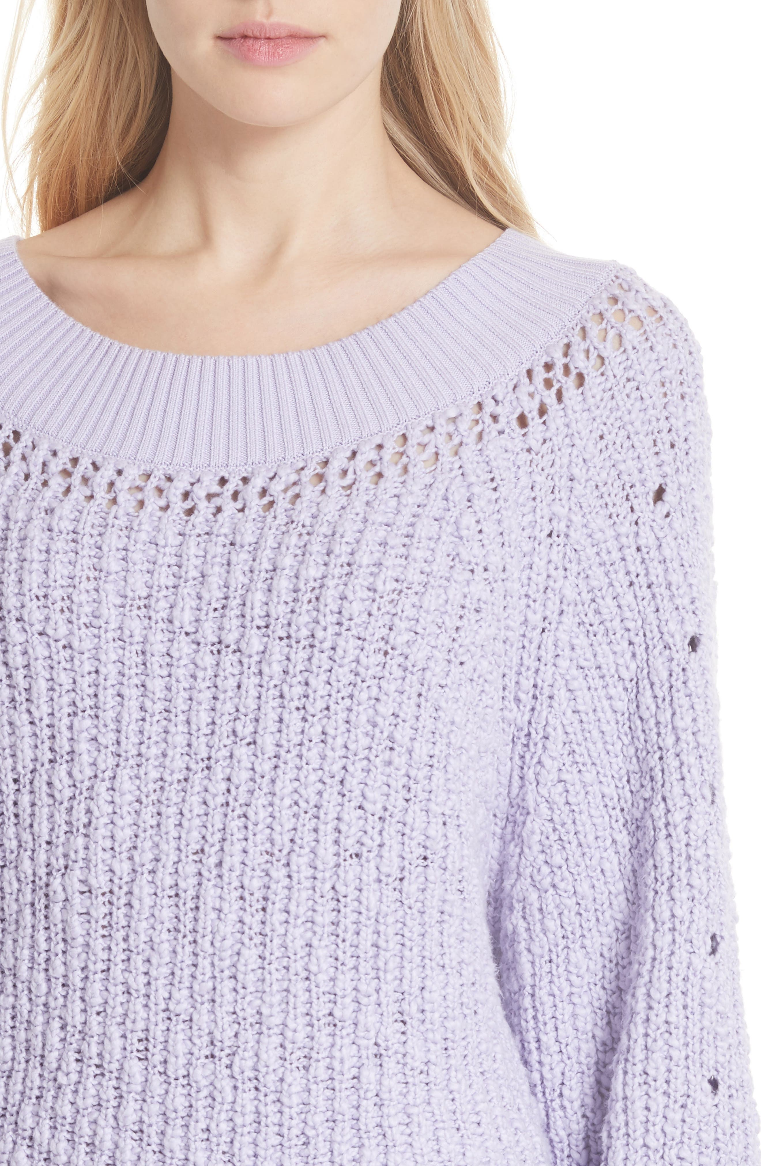 Pandora's Boatneck Sweater,                             Alternate thumbnail 15, color,
