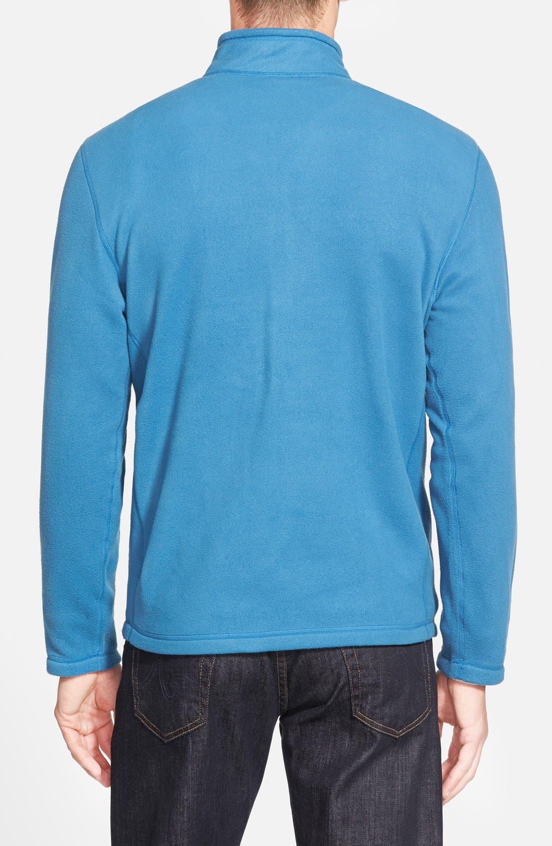 'TKA 100 Glacier' Quarter Zip Fleece Pullover,                             Alternate thumbnail 81, color,