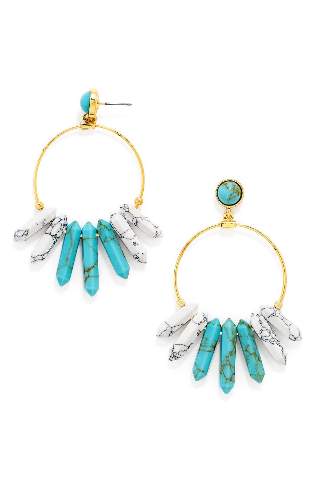 'Bambam' Drop Earrings,                         Main,                         color,