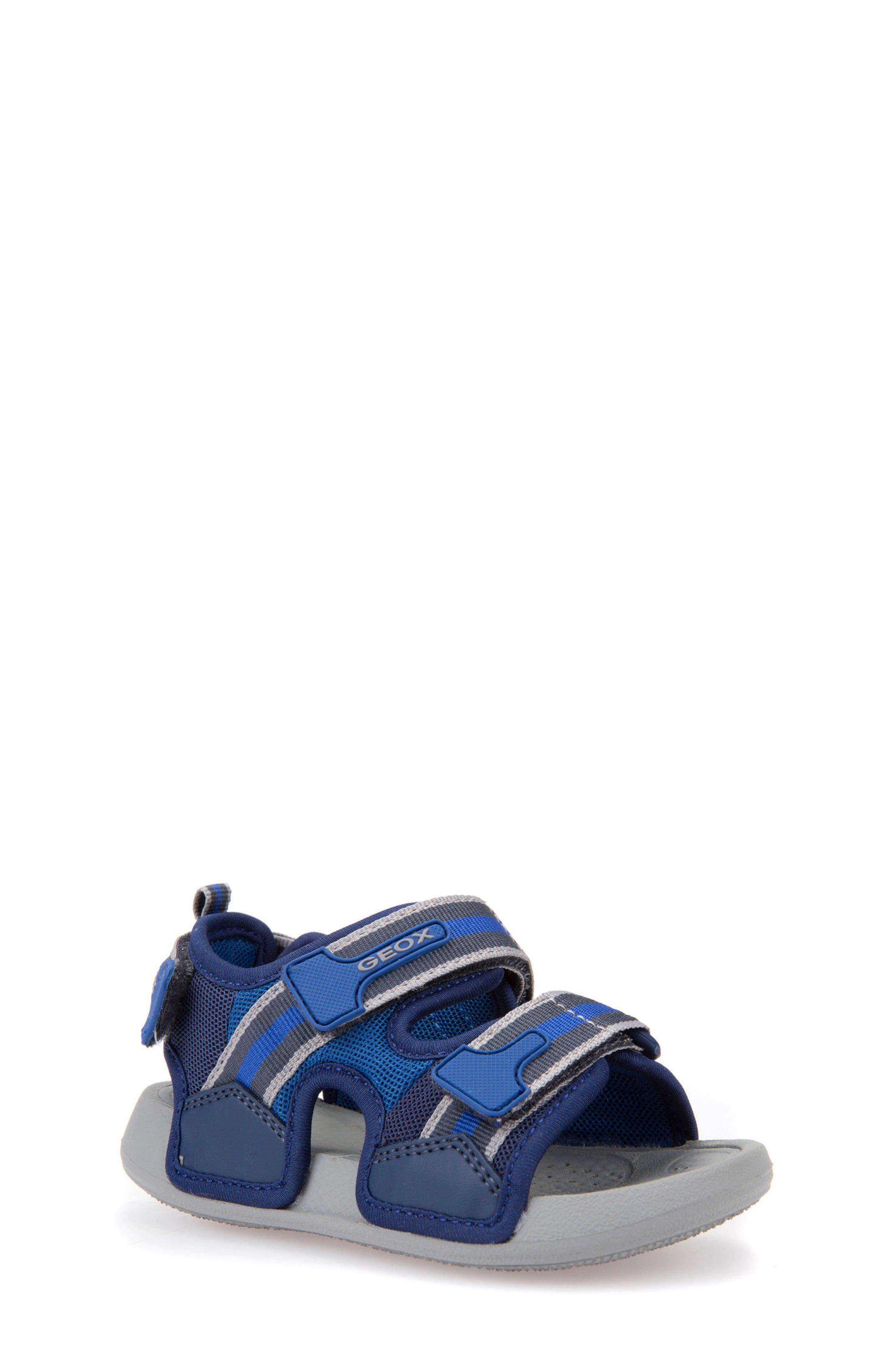 Ultrak Sandal,                         Main,                         color, NAVY/ ROYAL