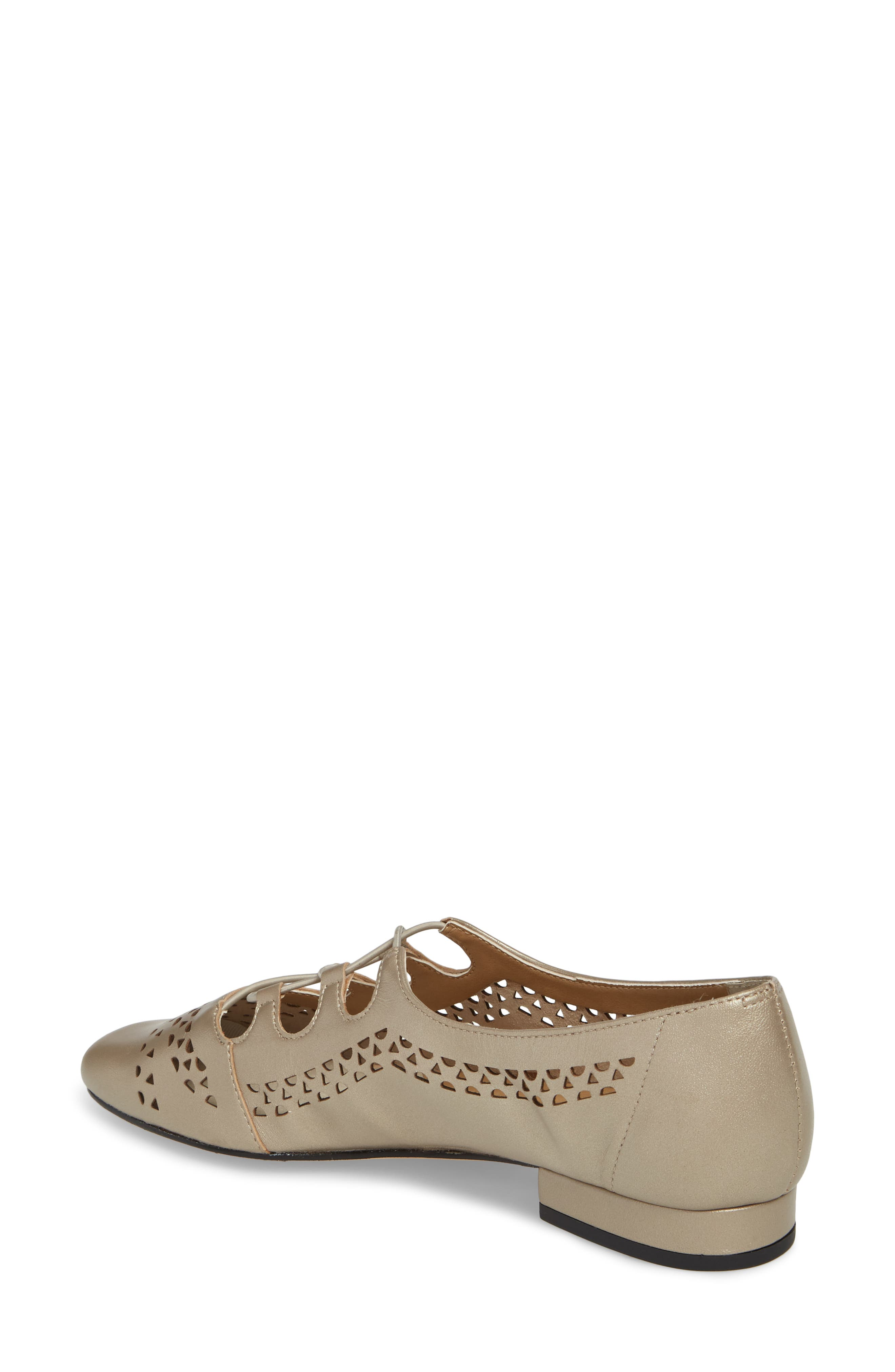 Fabra Perforated Oxford Slip-On,                             Alternate thumbnail 6, color,