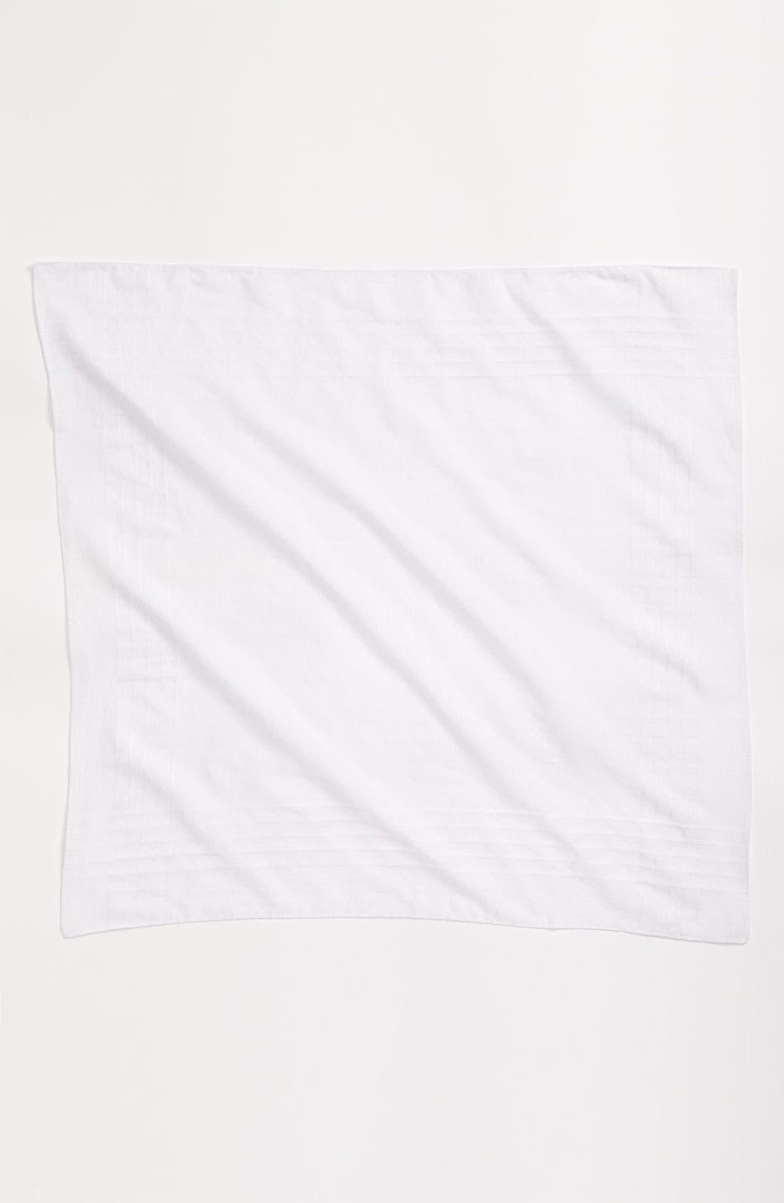 Men's Shop Cotton Handkerchief,                             Alternate thumbnail 2, color,                             100