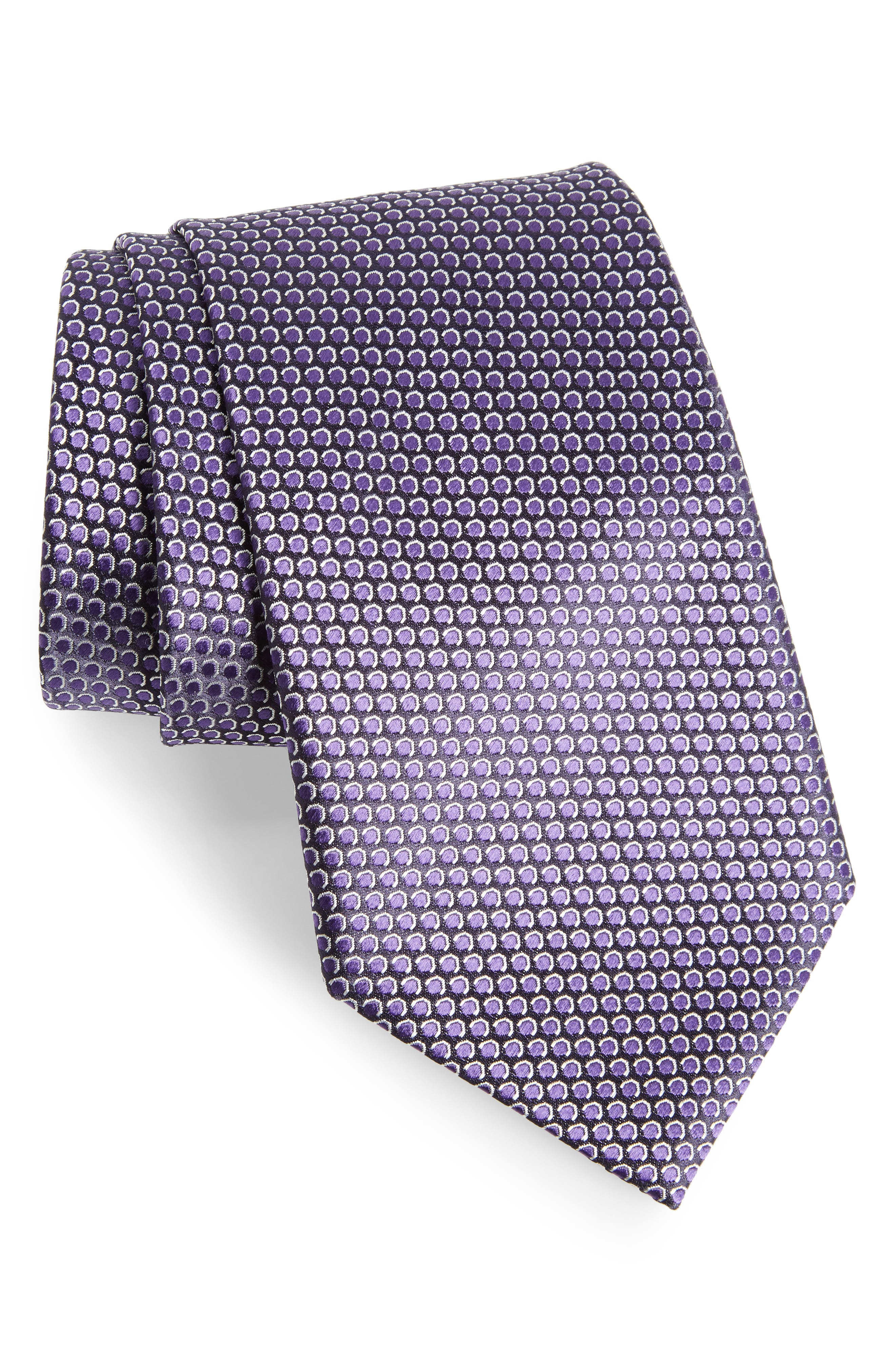 Solid Silk Tie,                             Main thumbnail 1, color,                             512