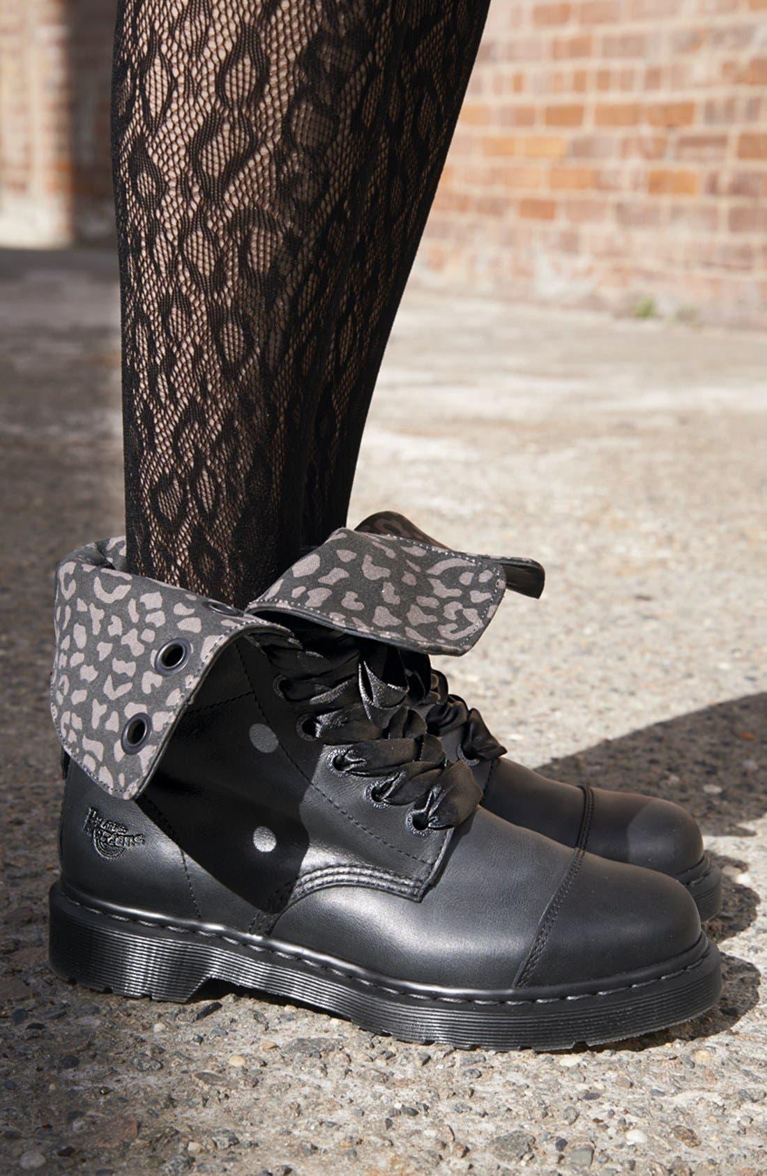 'Aimilie' Boot,                             Alternate thumbnail 7, color,                             001