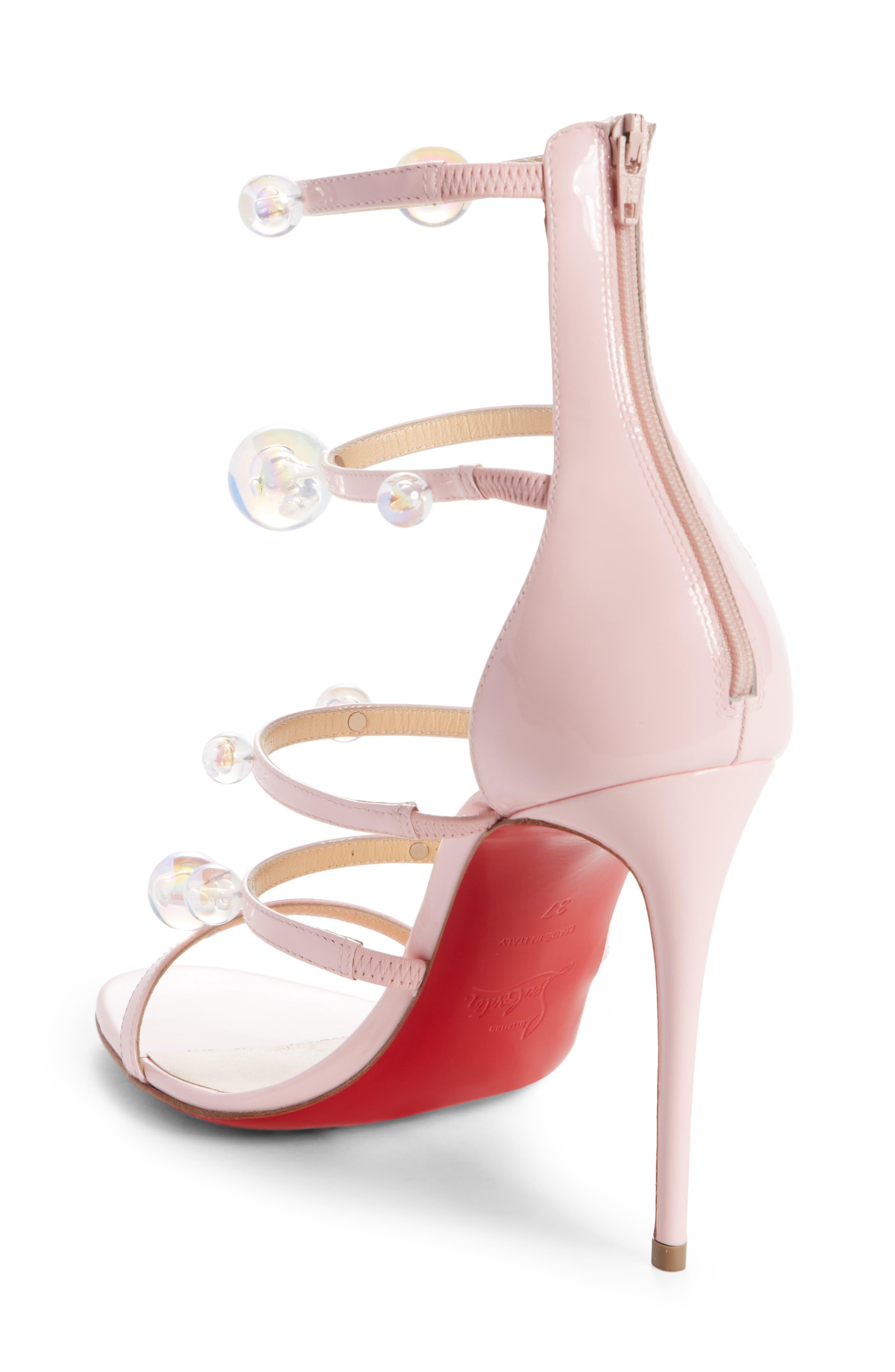 Atonana Ornament Sandal,                             Alternate thumbnail 5, color,