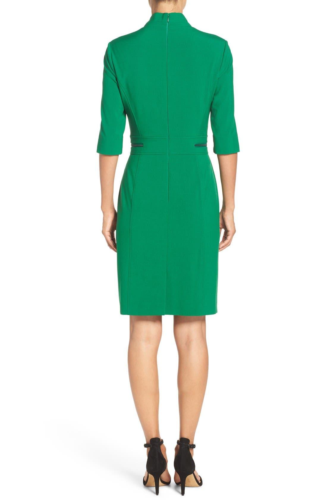 Sheath Dress,                             Alternate thumbnail 19, color,