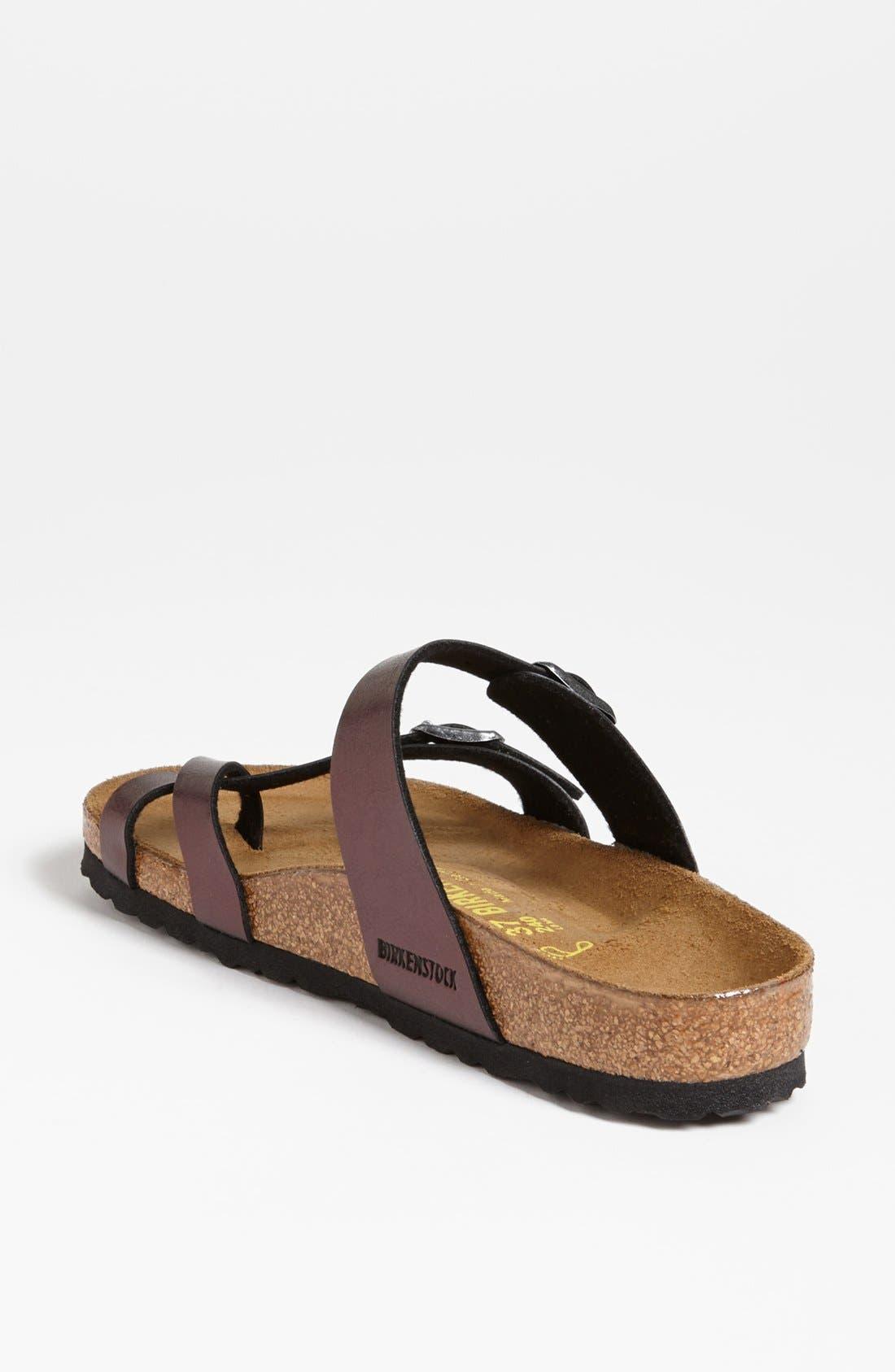 'Mayari' Birko-Flor<sup>™</sup> Sandal,                             Alternate thumbnail 35, color,