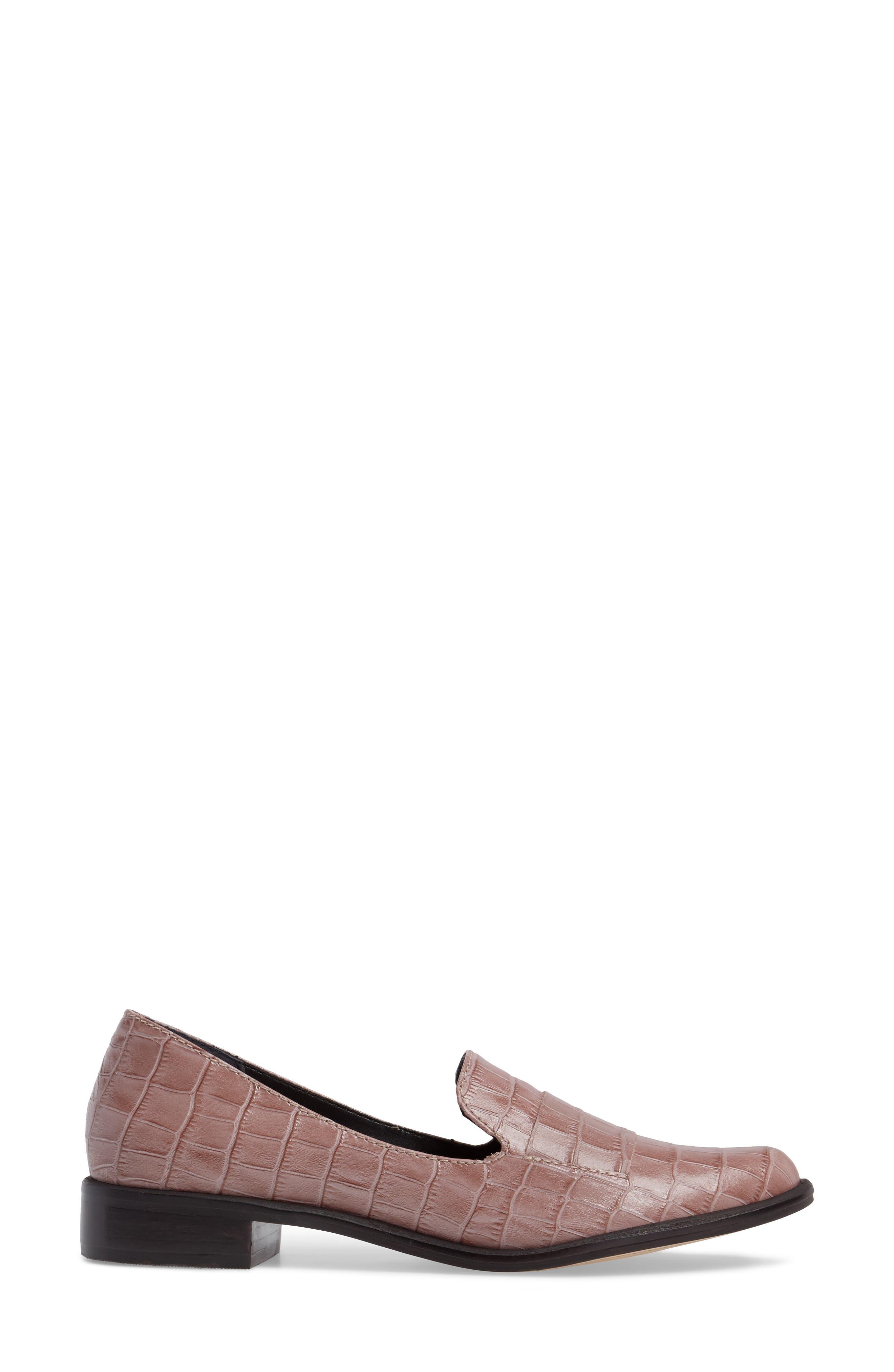 M4D3 'Ocean' Flat Loafer,                             Alternate thumbnail 18, color,