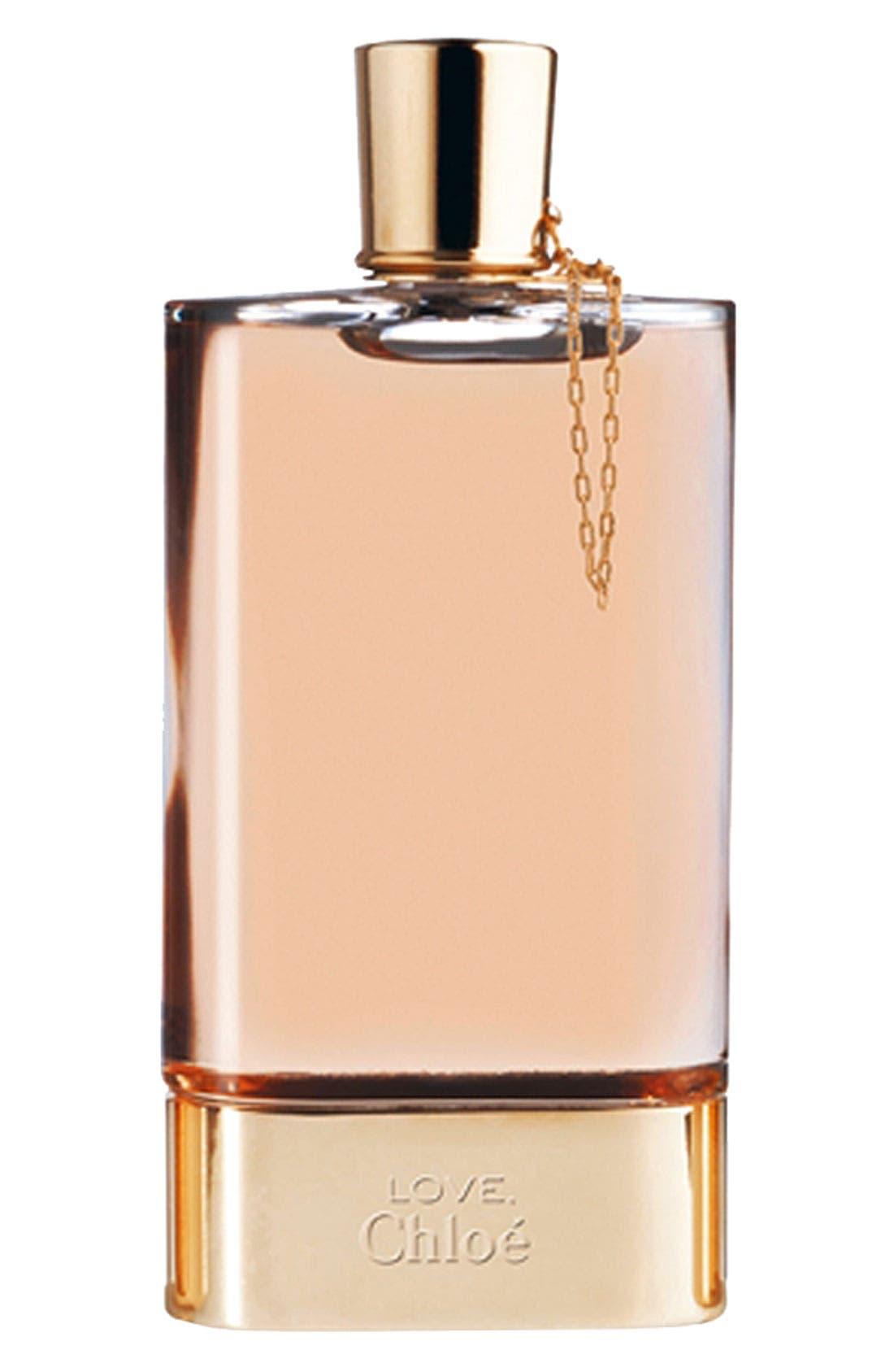 'Love, Chloé' Eau de Parfum Spray,                             Main thumbnail 1, color,