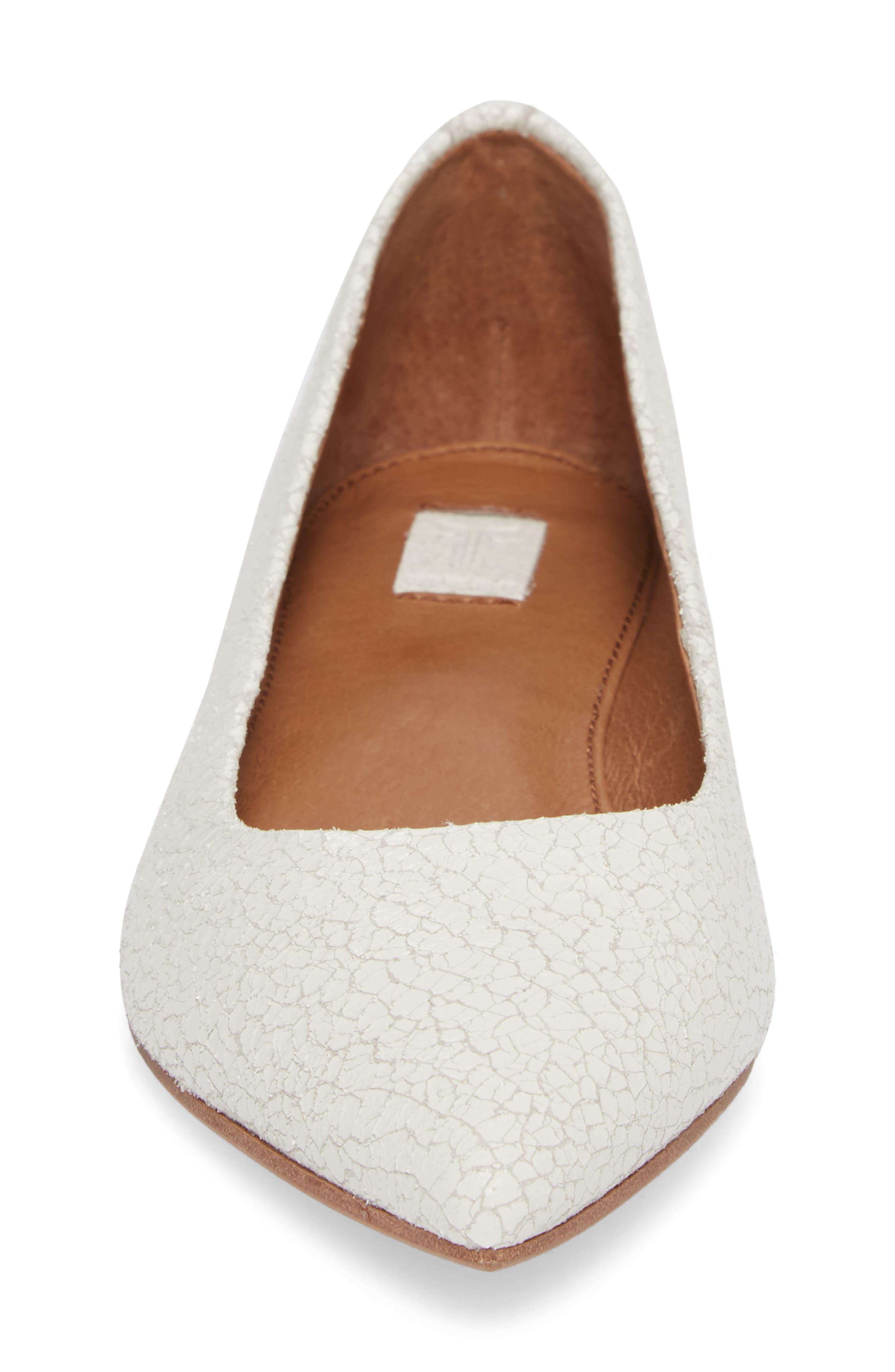 Sienna Pointy Toe Ballet Flat,                             Alternate thumbnail 11, color,