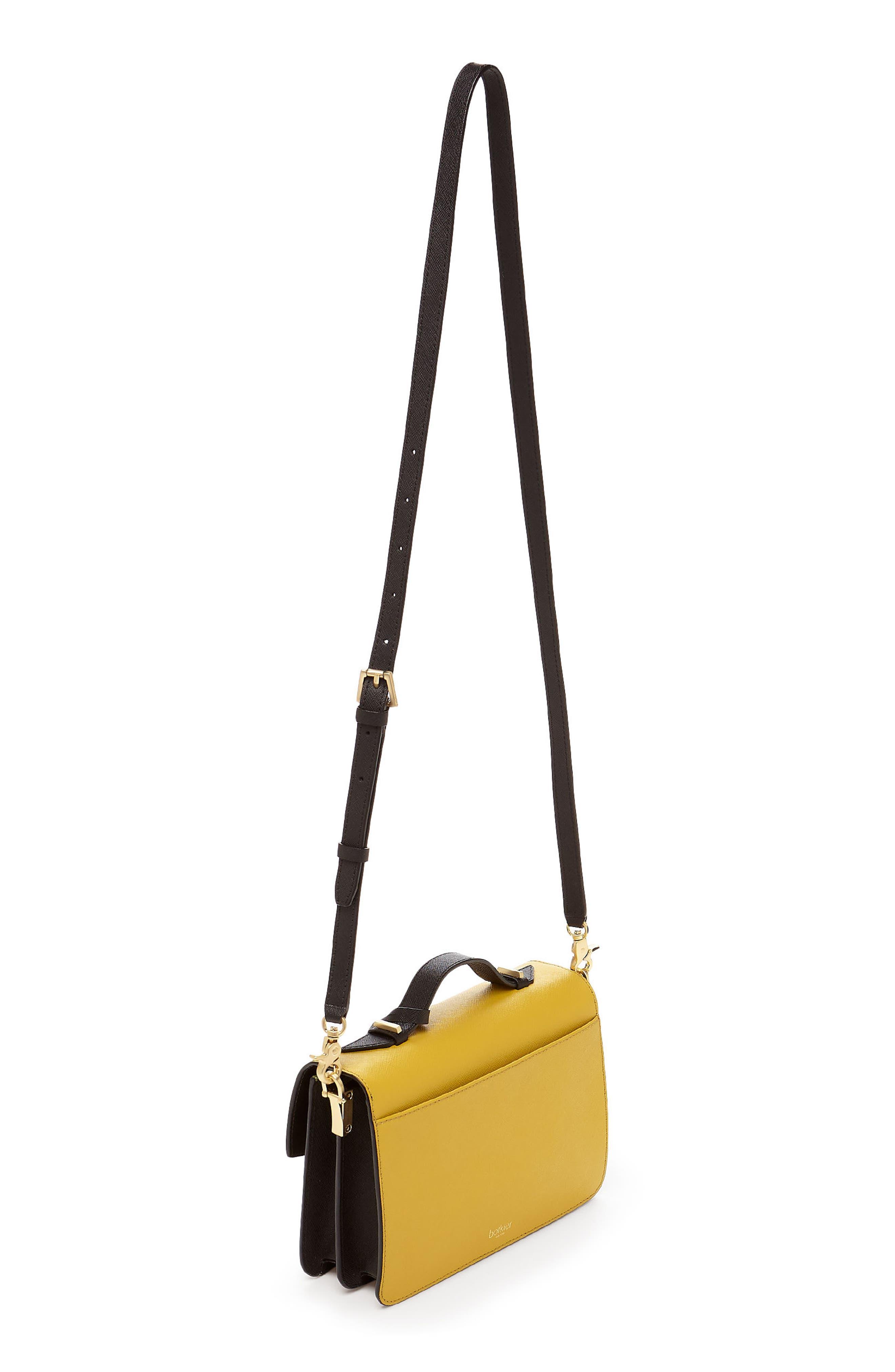 Cobble Hill Leather Crossbody Bag,                             Alternate thumbnail 72, color,