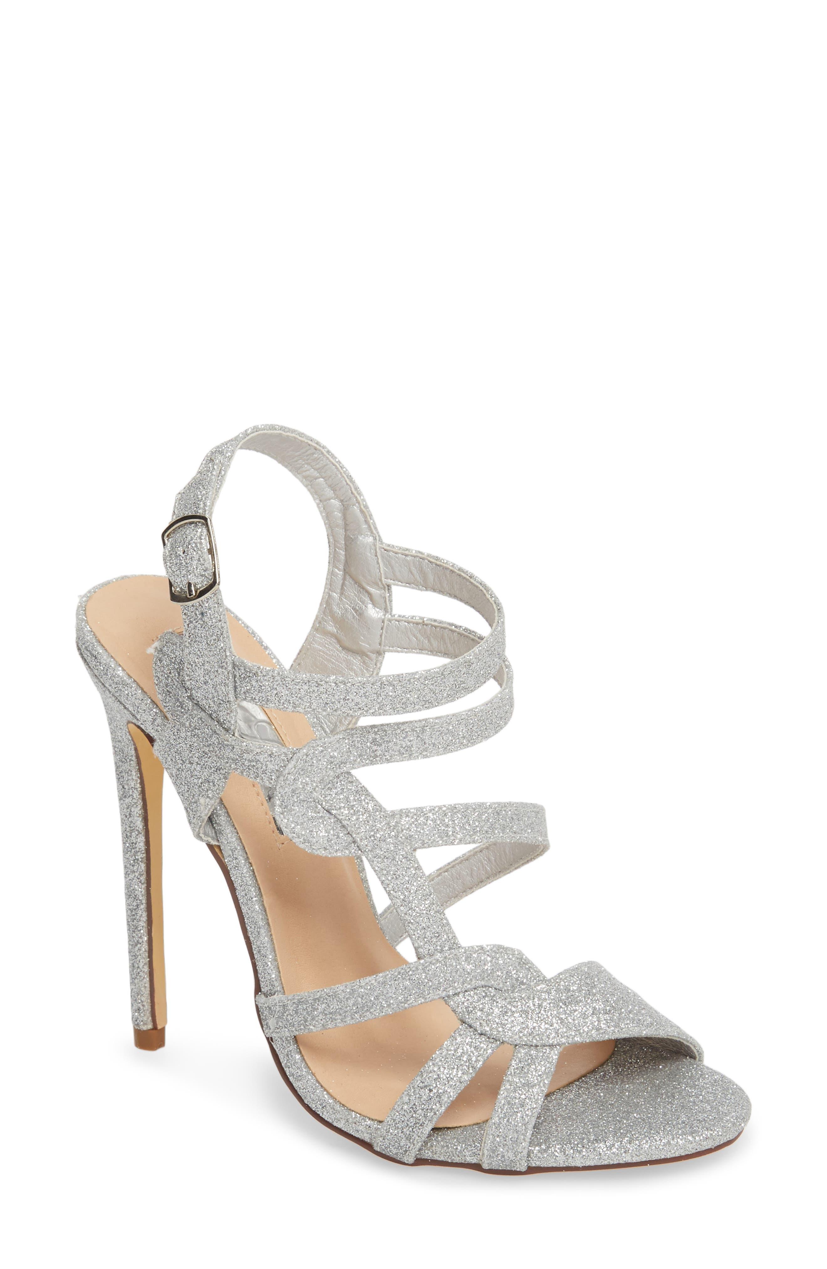 Lauren Lorraine Gidget Sandal- Metallic