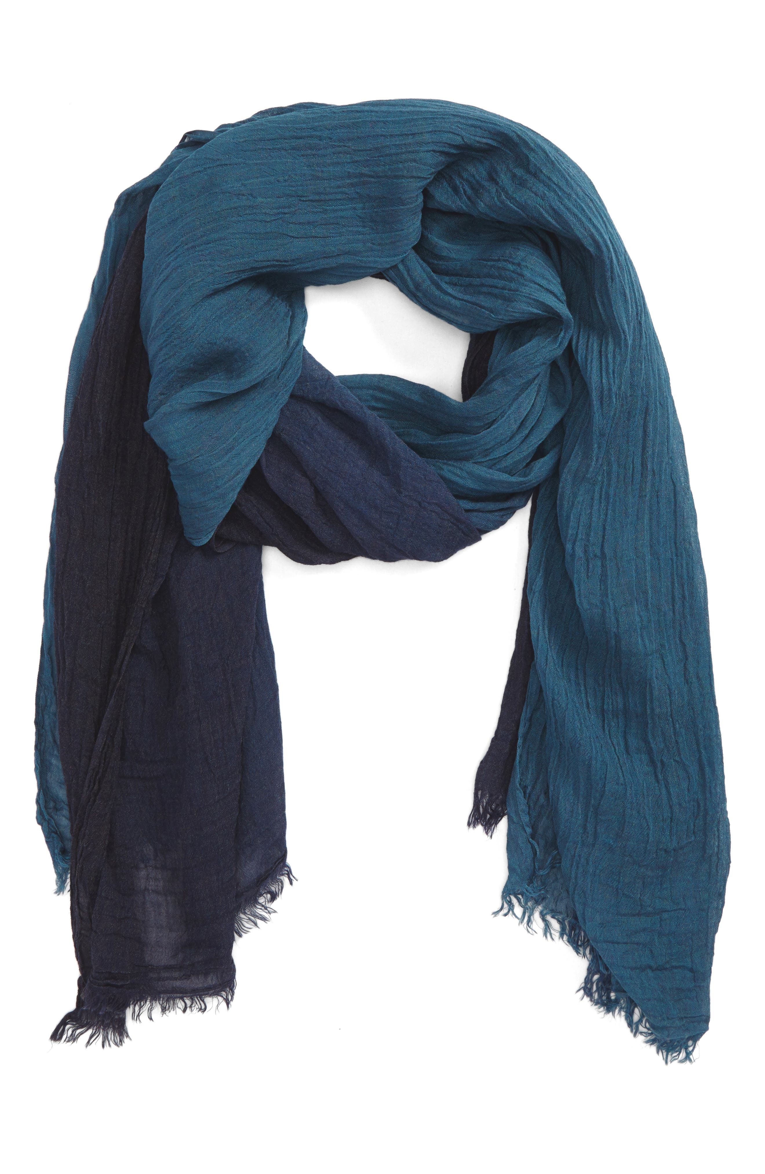 Ombré Scarf,                         Main,                         color, 410