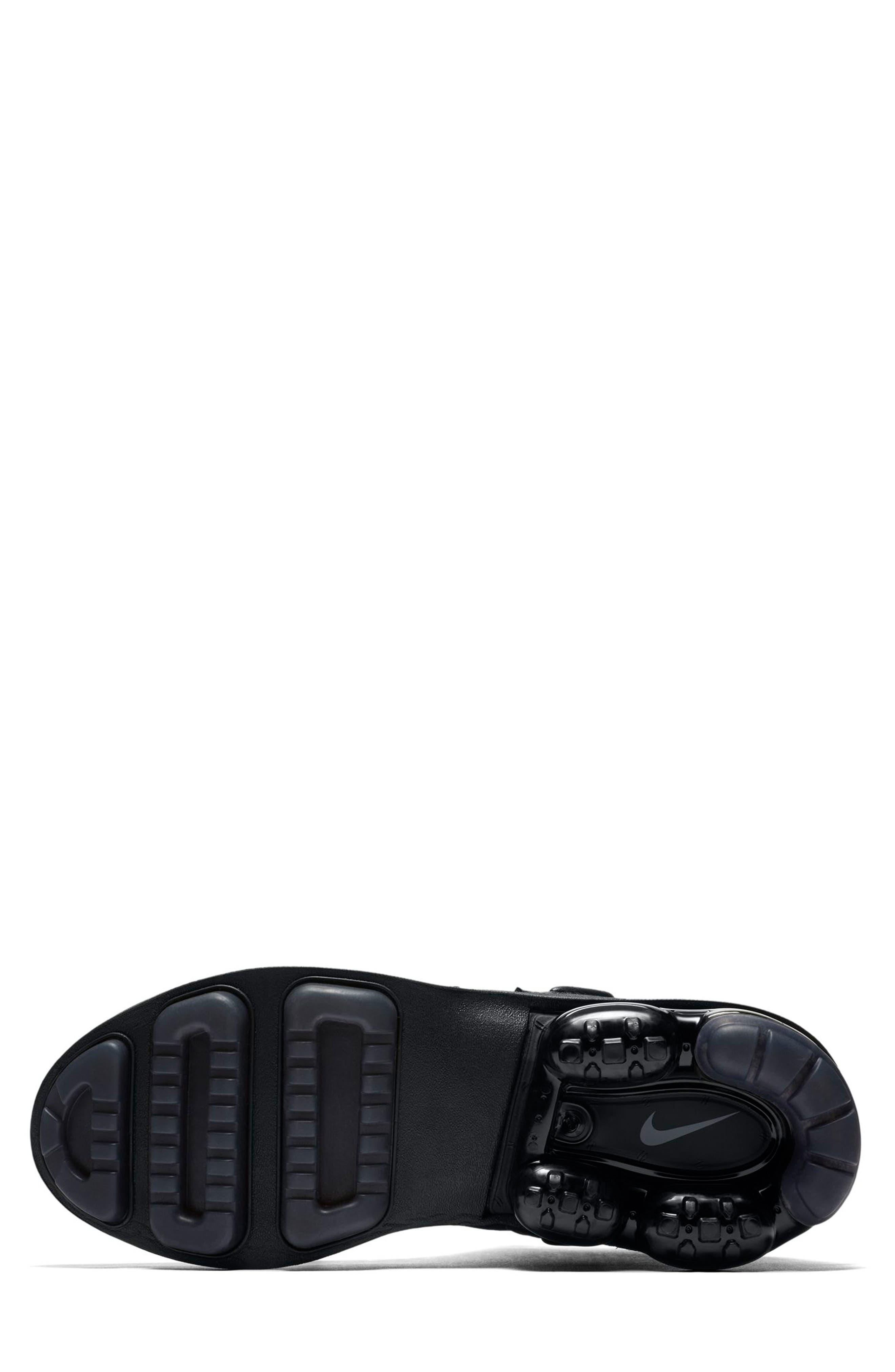 Air Vapormax Light II Sneaker,                             Alternate thumbnail 5, color,                             BLACK/ BLACK