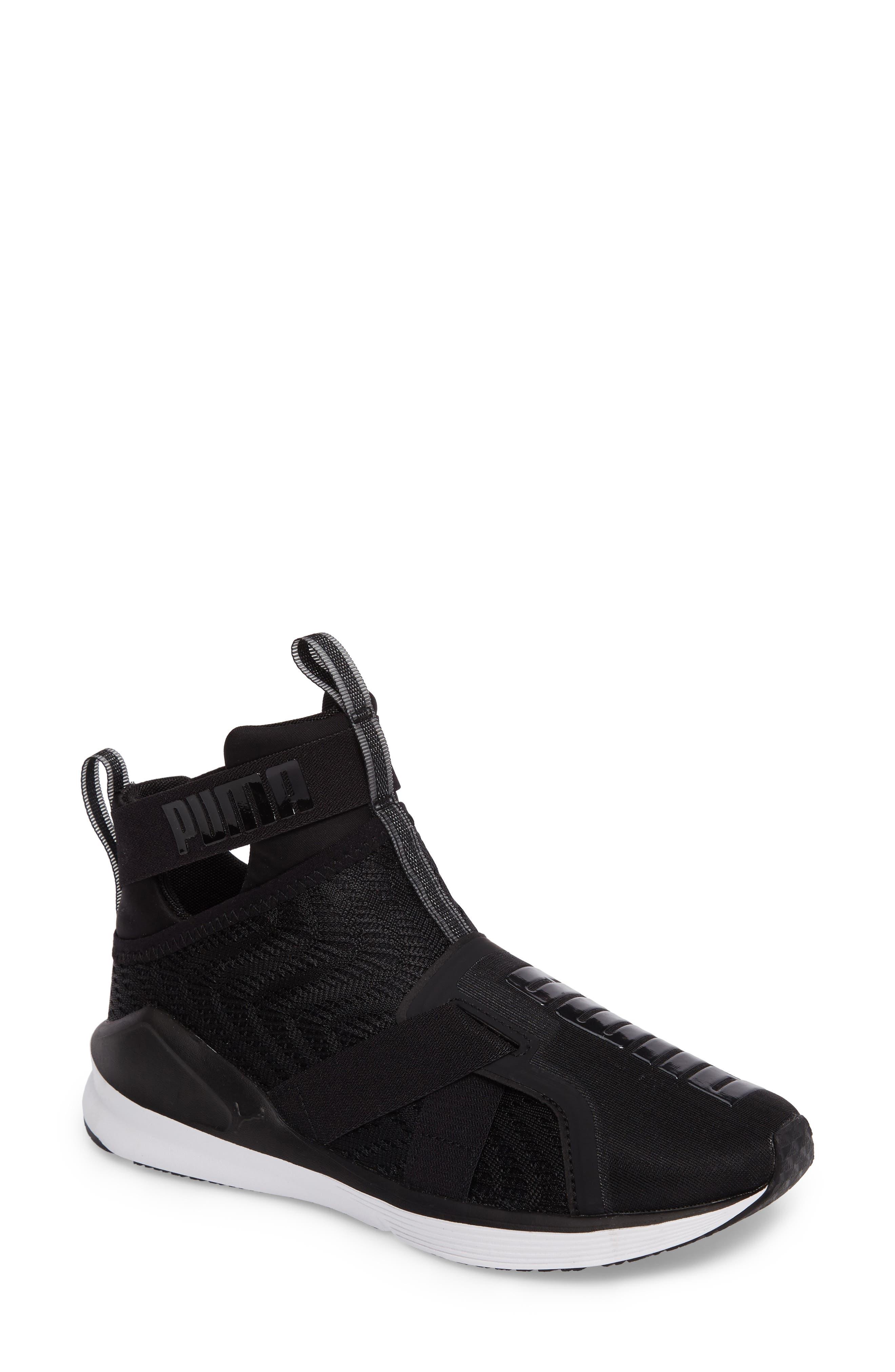 Fierce Strap Training Sneaker,                             Main thumbnail 2, color,