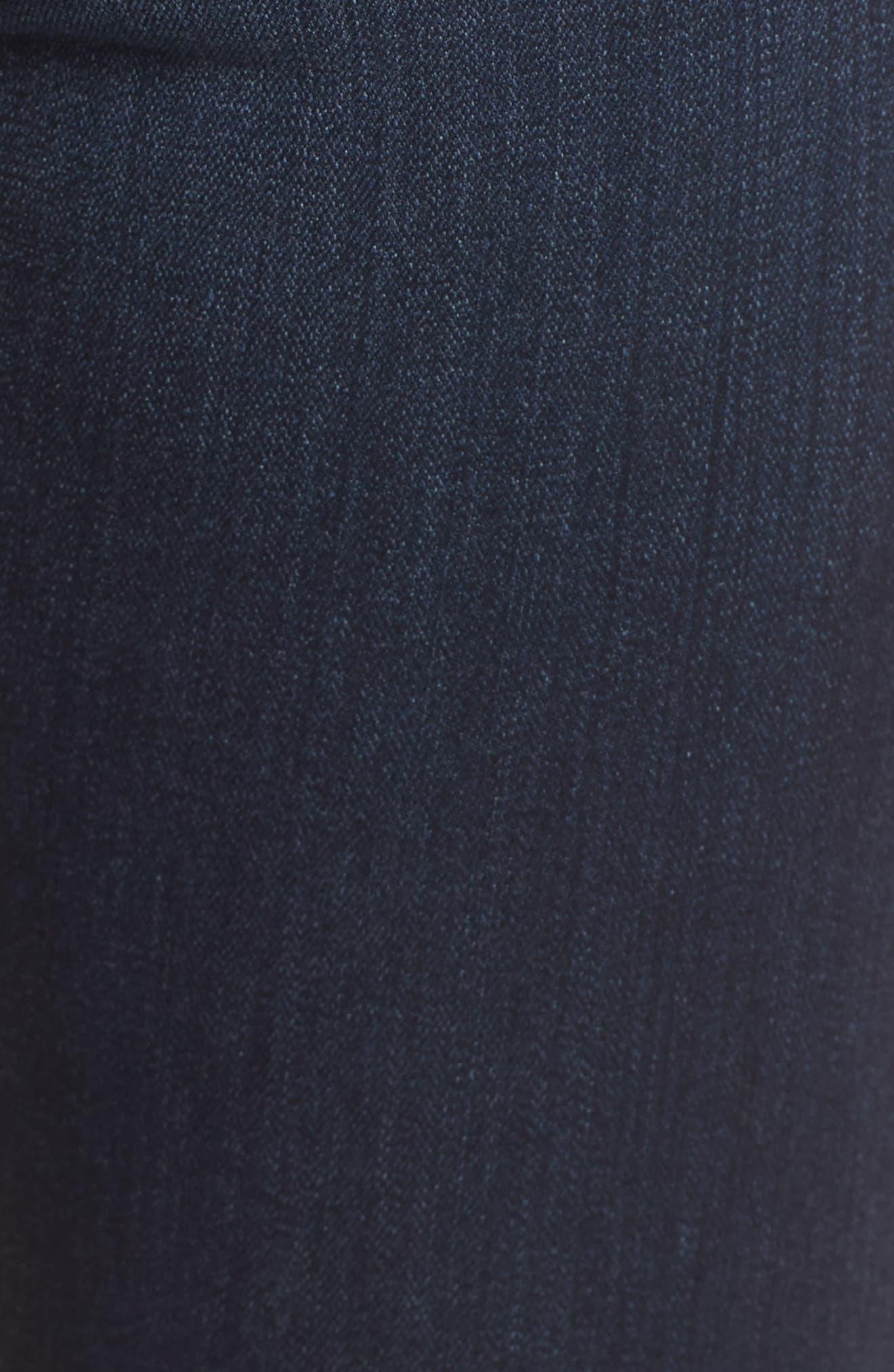 Barbara High Waist Super Skinny Jeans,                             Alternate thumbnail 10, color,