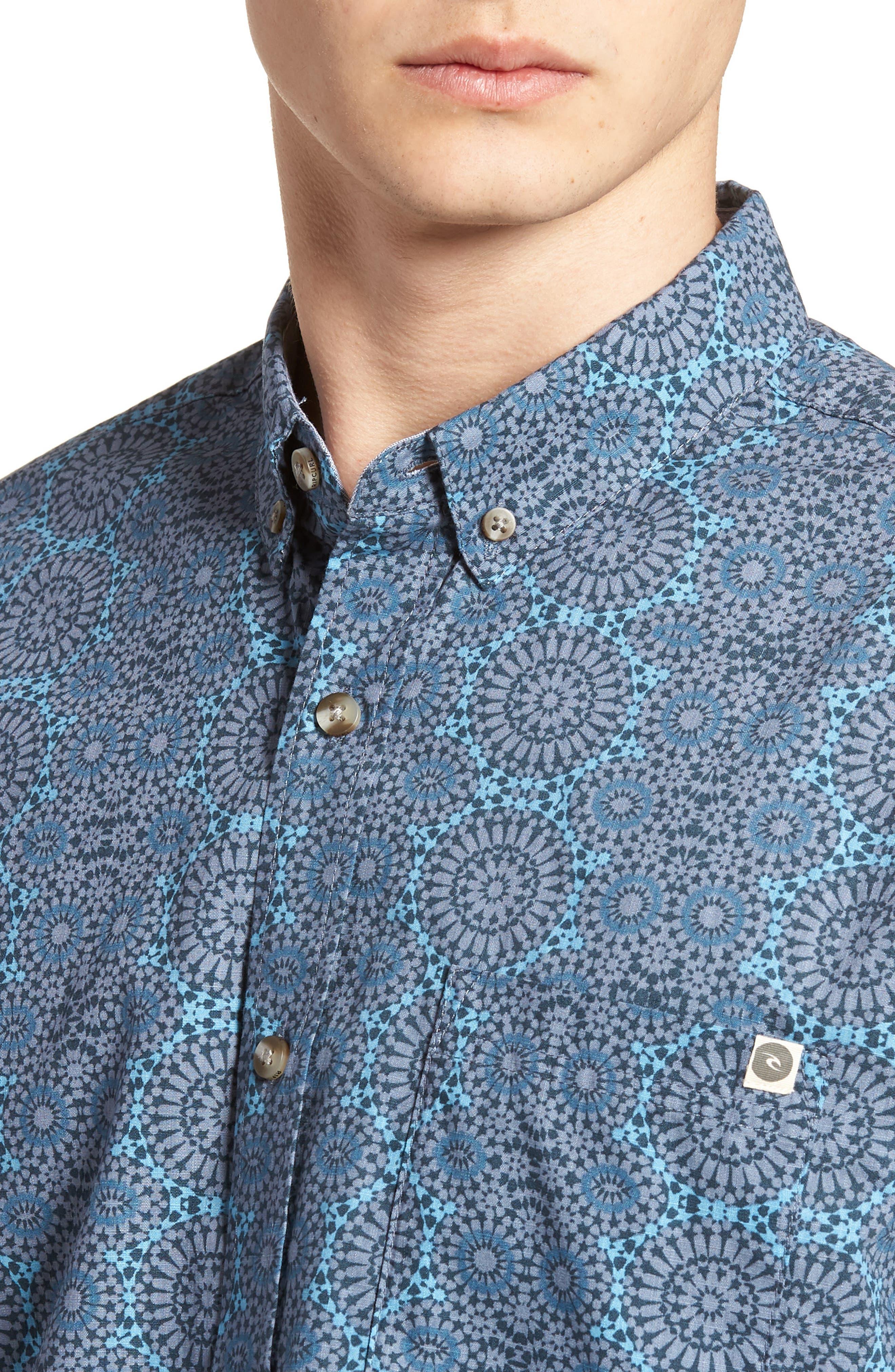 Scopic Woven Shirt,                             Alternate thumbnail 12, color,