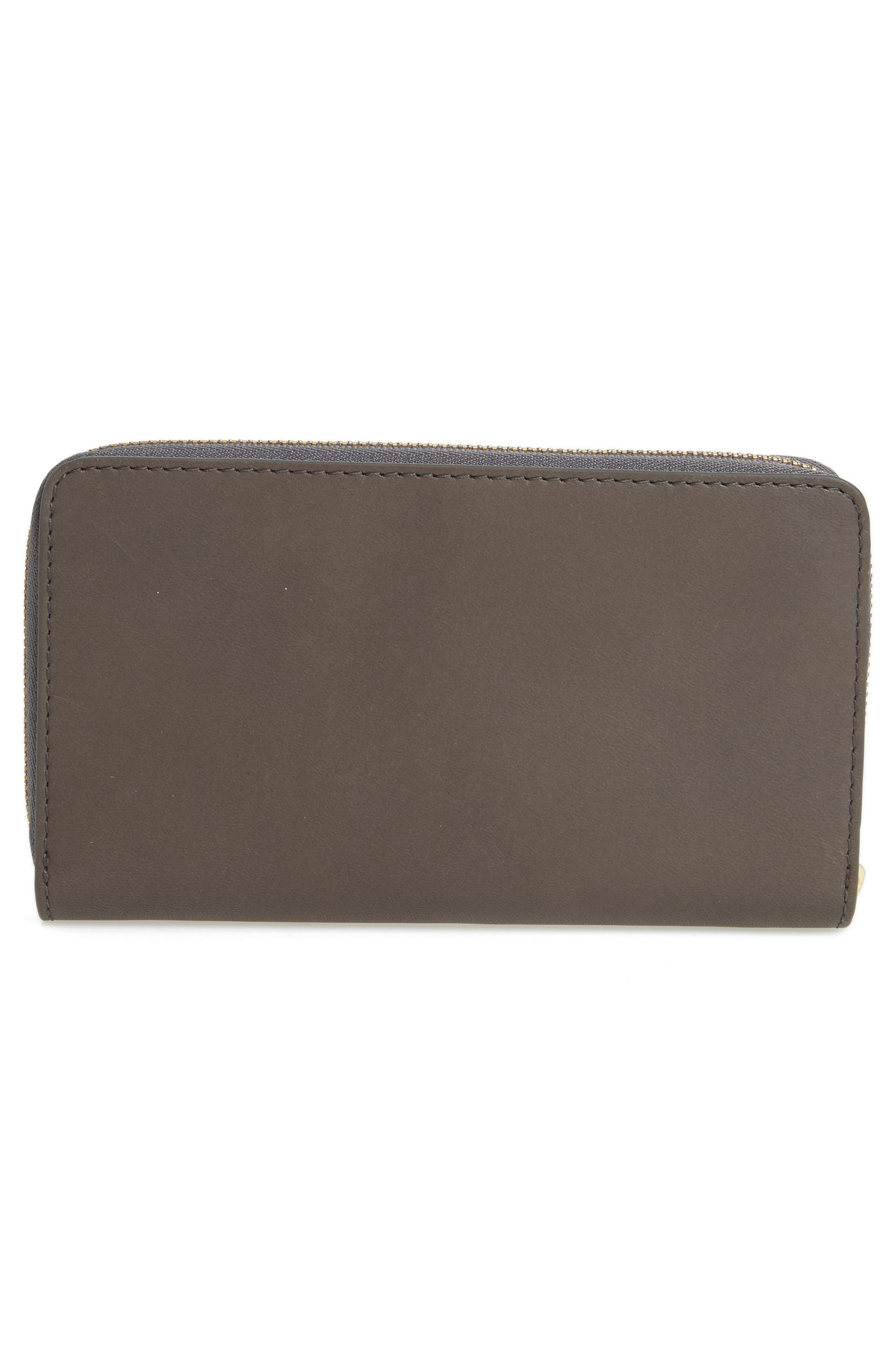 Compact Continental Wallet,                             Alternate thumbnail 4, color,                             020