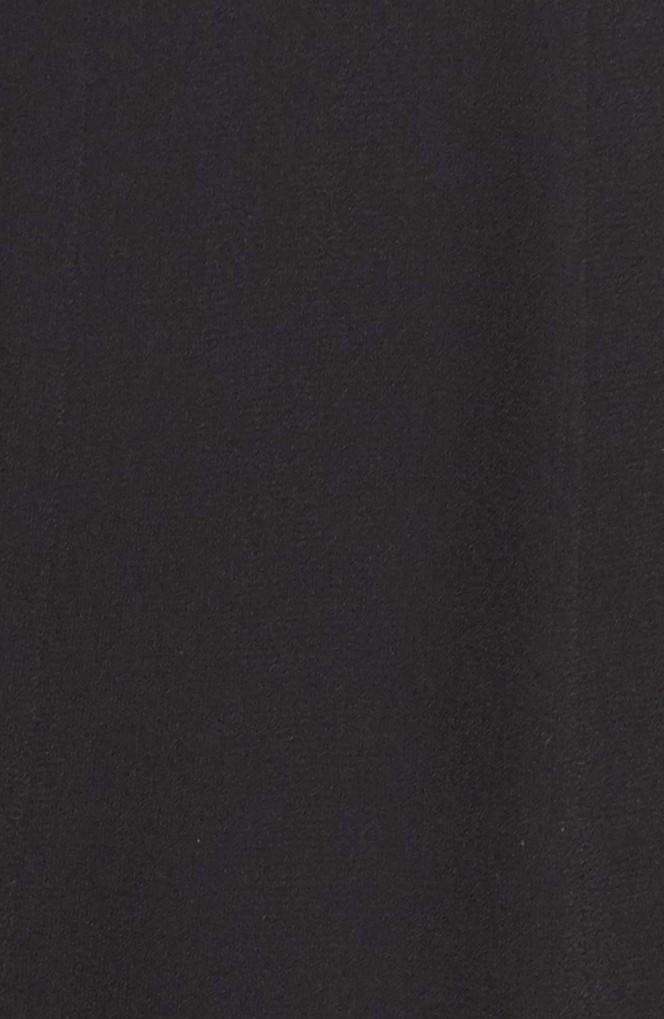 Moss One-Shoulder Jumpsuit,                             Alternate thumbnail 5, color,                             001