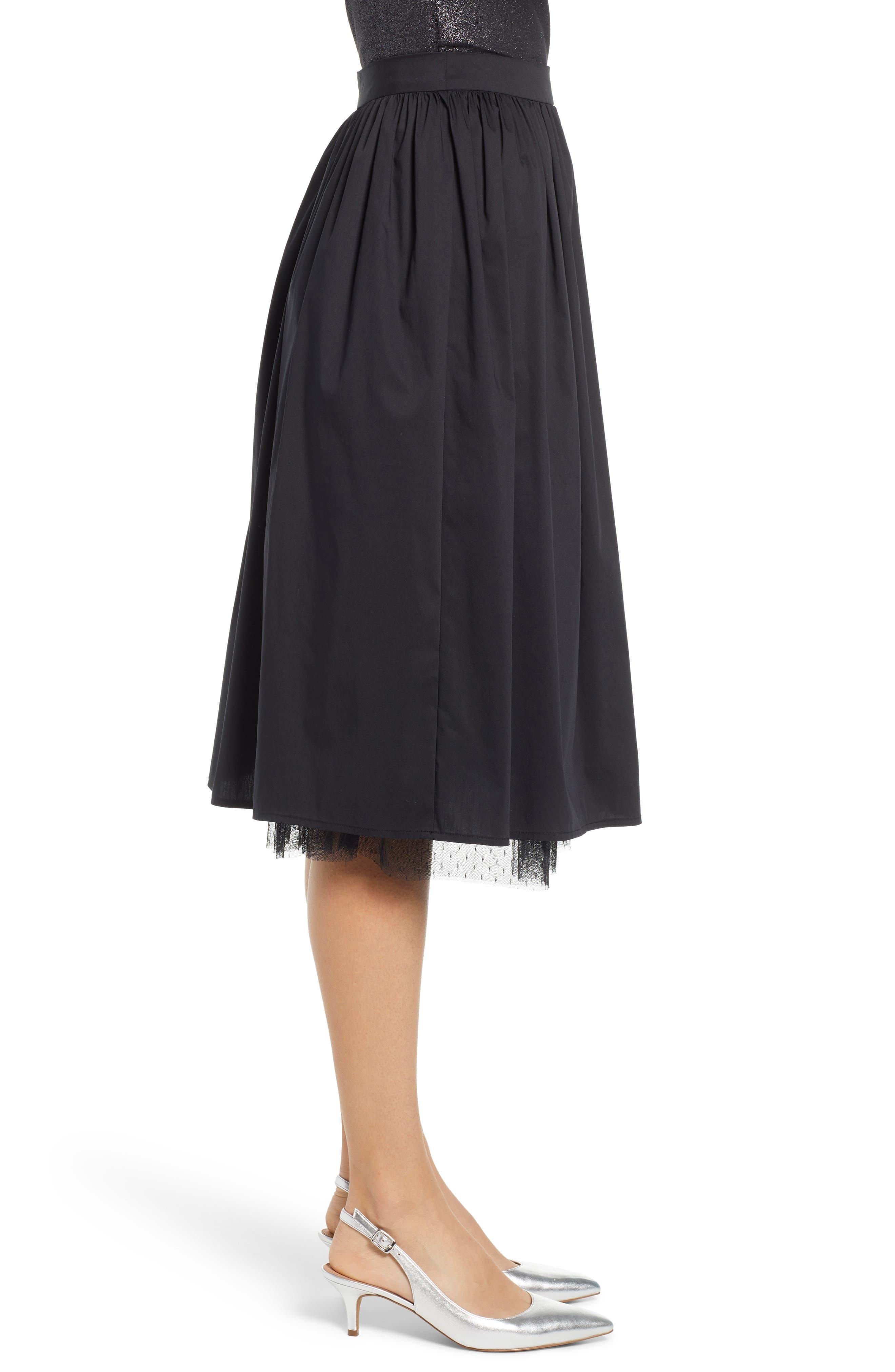 Full Skirt,                             Alternate thumbnail 3, color,                             001