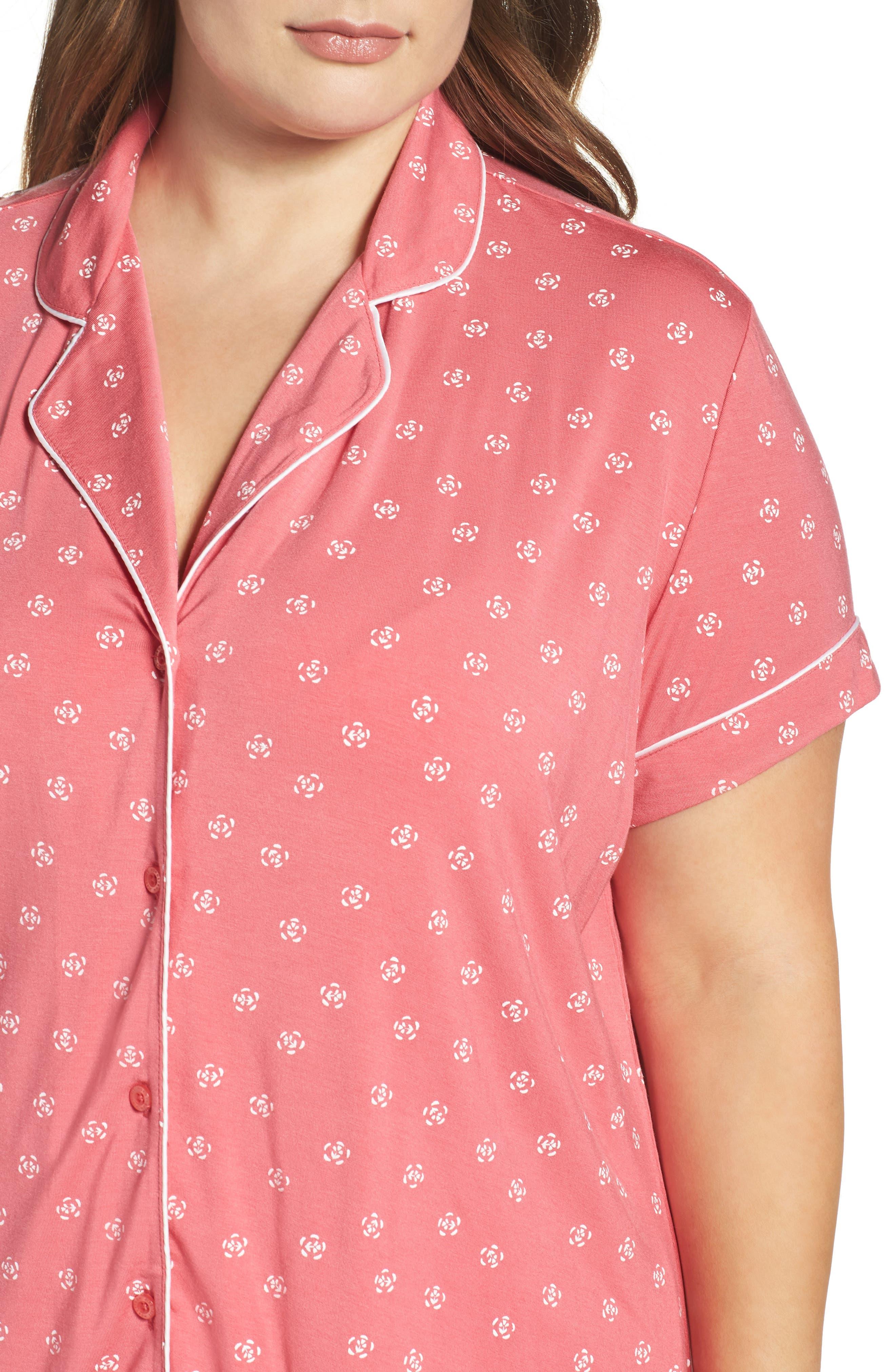 'Moonlight' Short Pajamas,                             Alternate thumbnail 42, color,