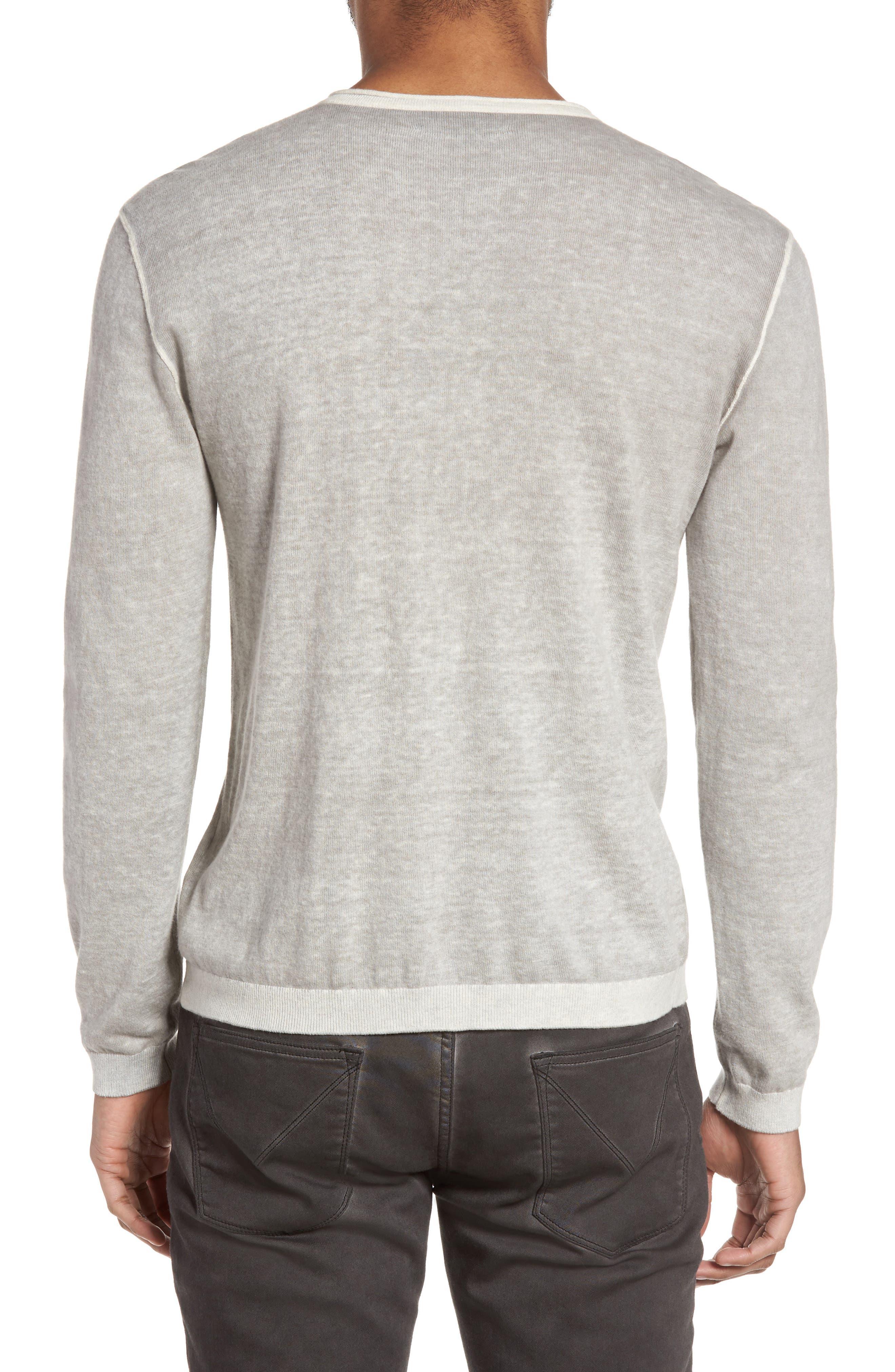 Henley Sweater,                             Alternate thumbnail 2, color,                             137