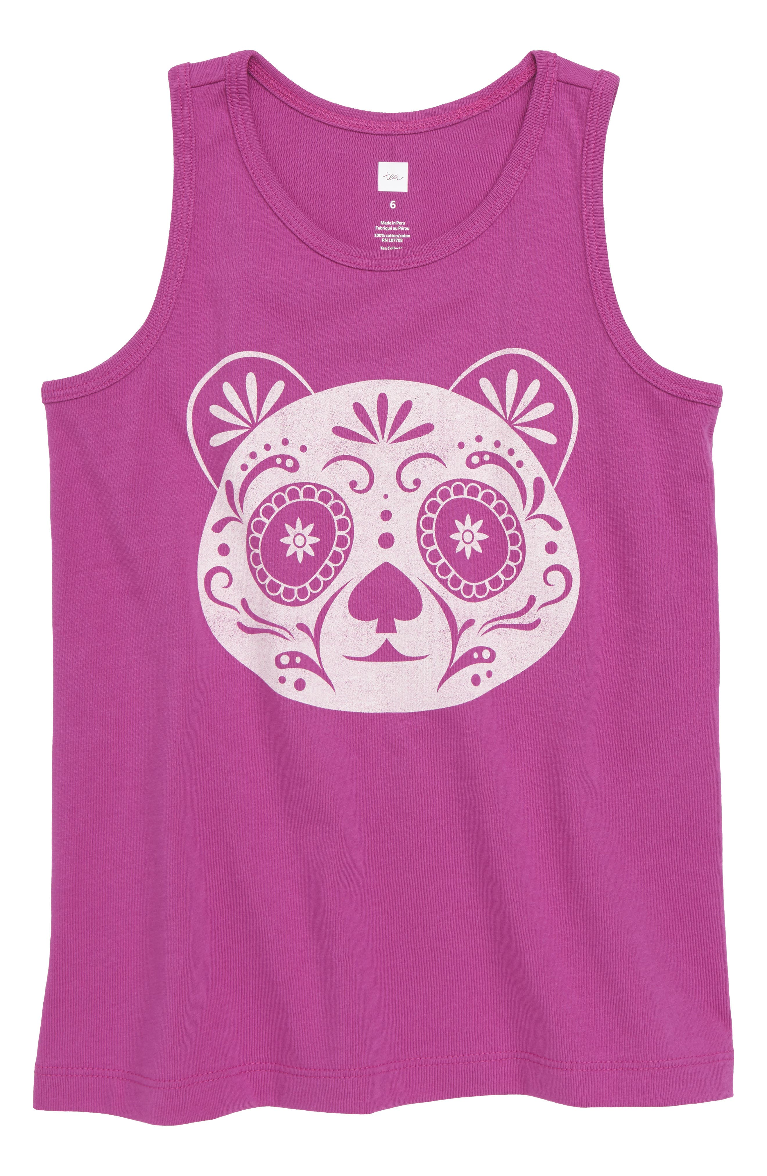 Panda Graphic Tank,                         Main,                         color,